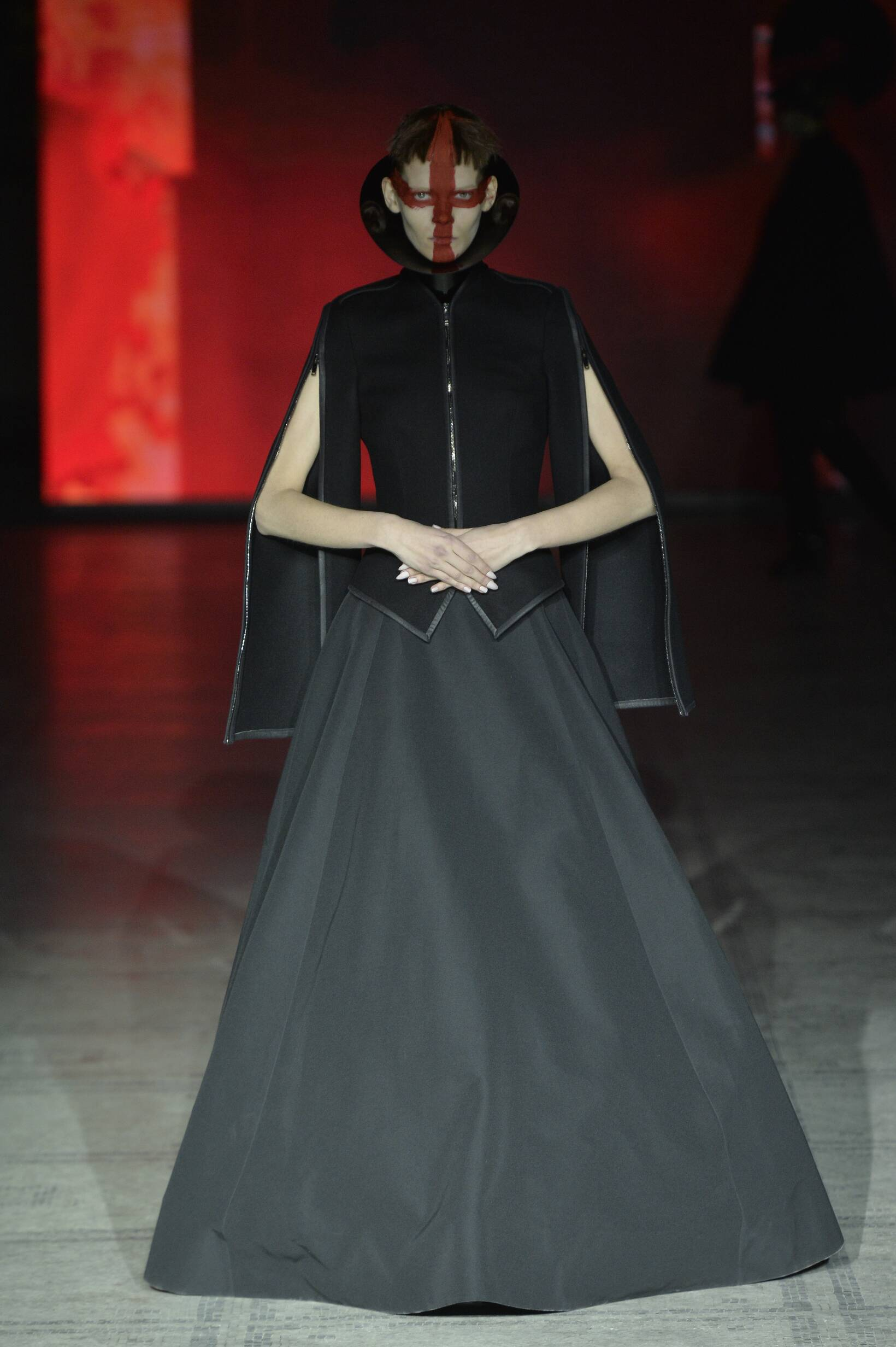 Winter 2015 Fashion Show Gareth Pugh Collection