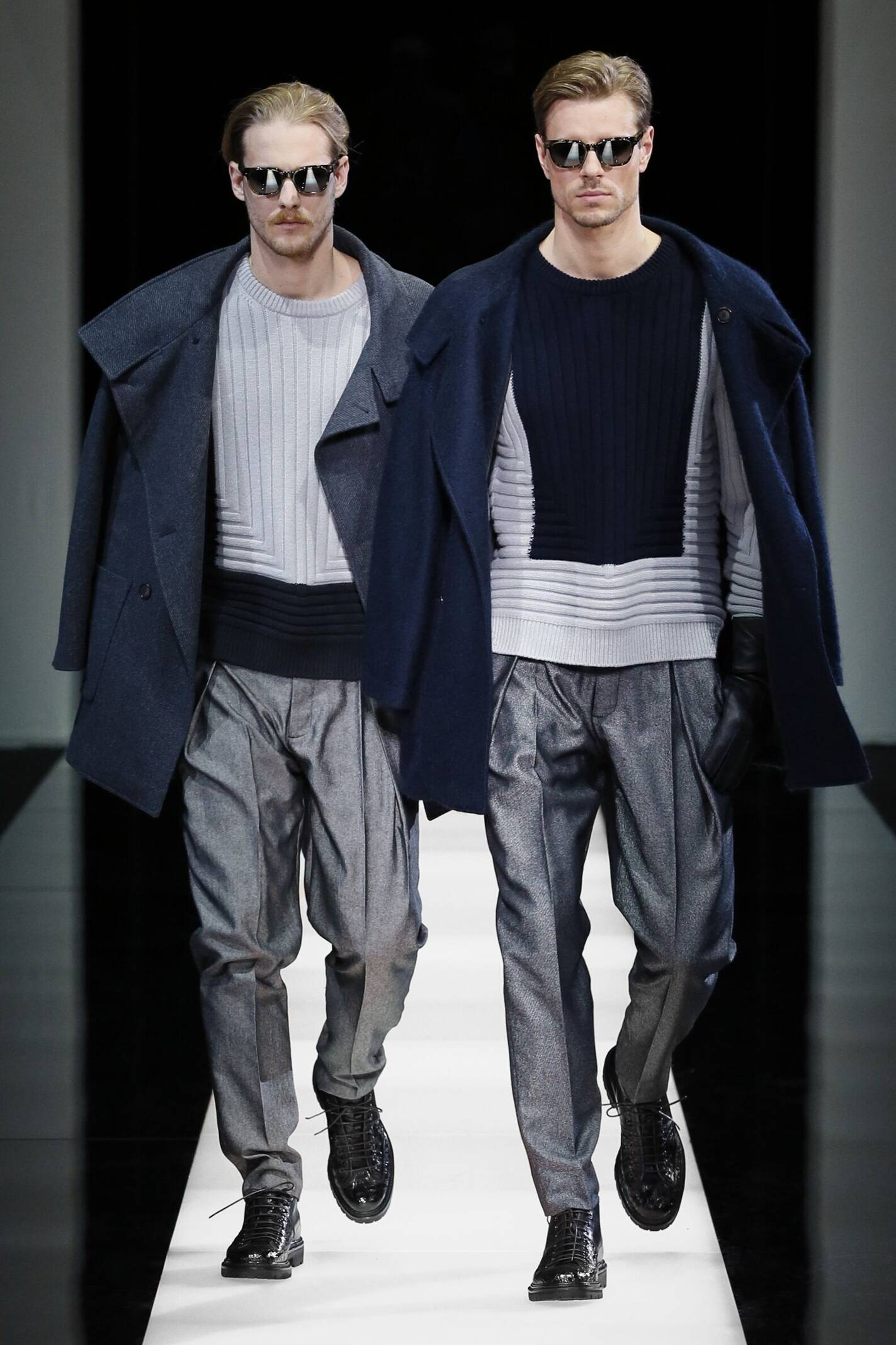 Winter 2015 Fashion Show Giorgio Armani Collection