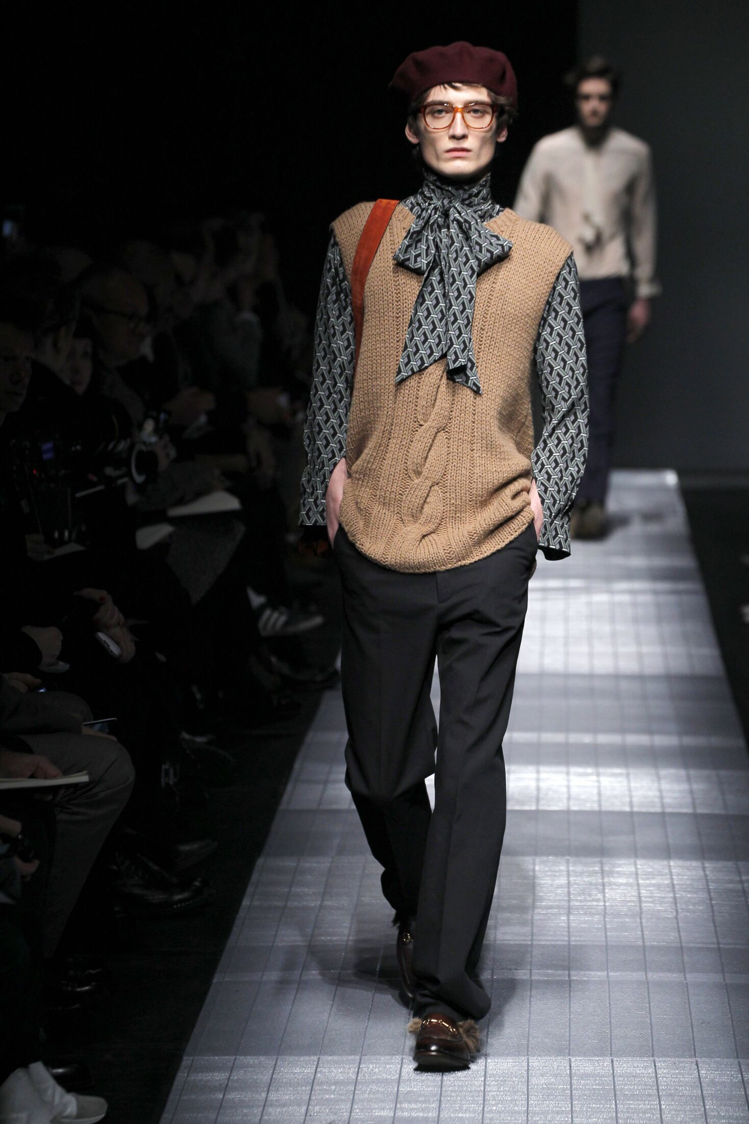 Winter 2015 Fashion Show Gucci Collection