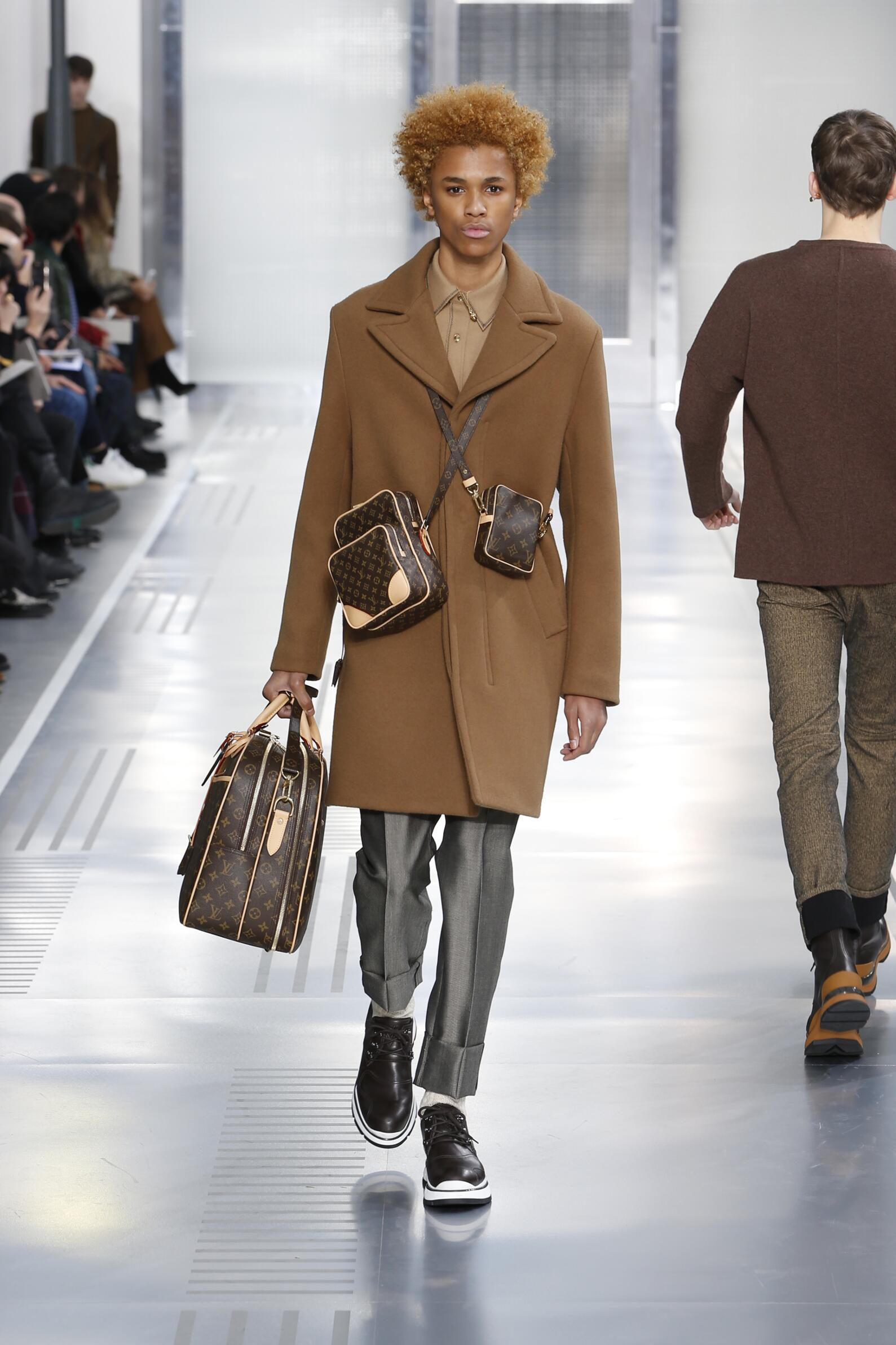 Winter 2015 Fashion Show Louis Vuitton Collection