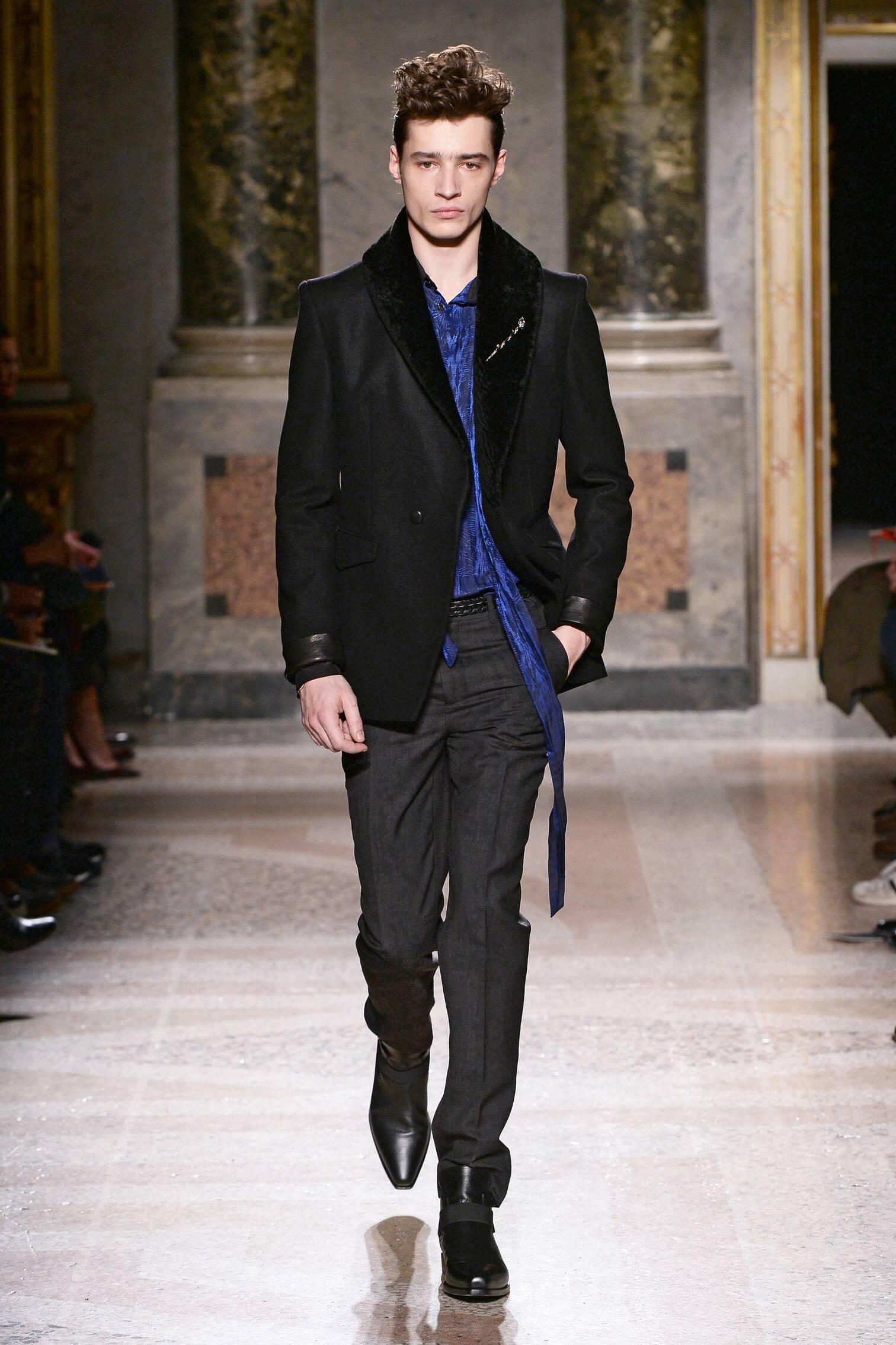 Winter 2015 Fashion Show Roberto Cavalli Collection
