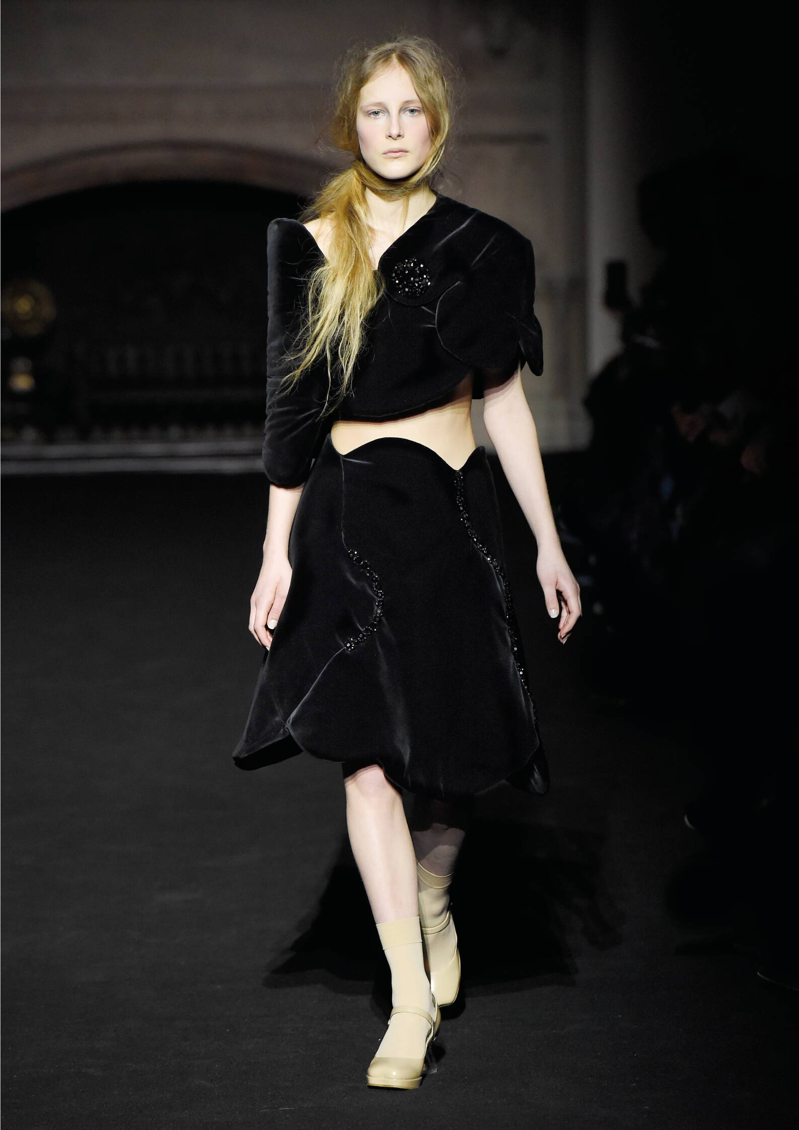 Winter 2015 Fashion Show Simone Rocha Collection