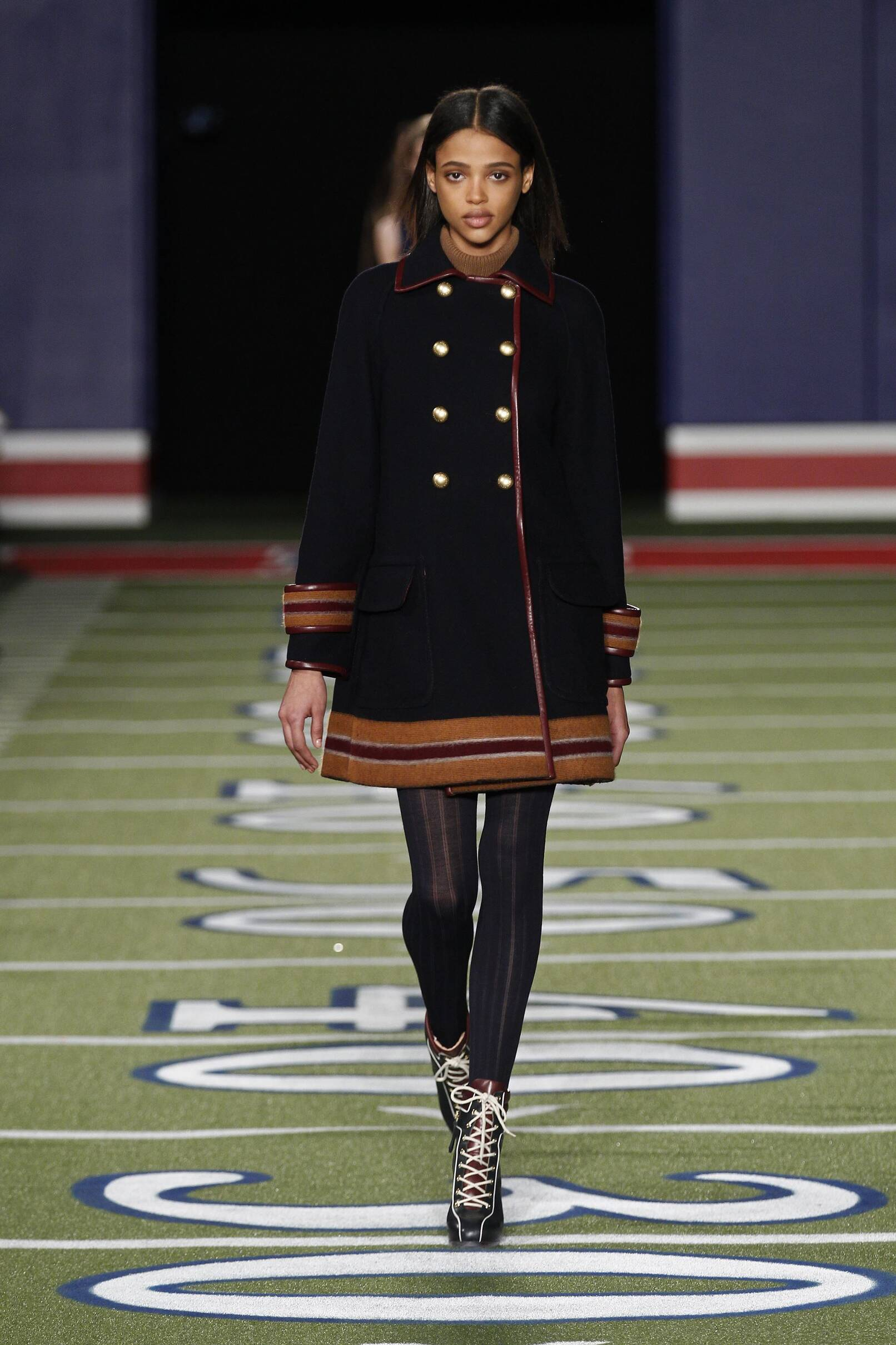 Winter 2015 Fashion Show Tommy Hilfiger Collection