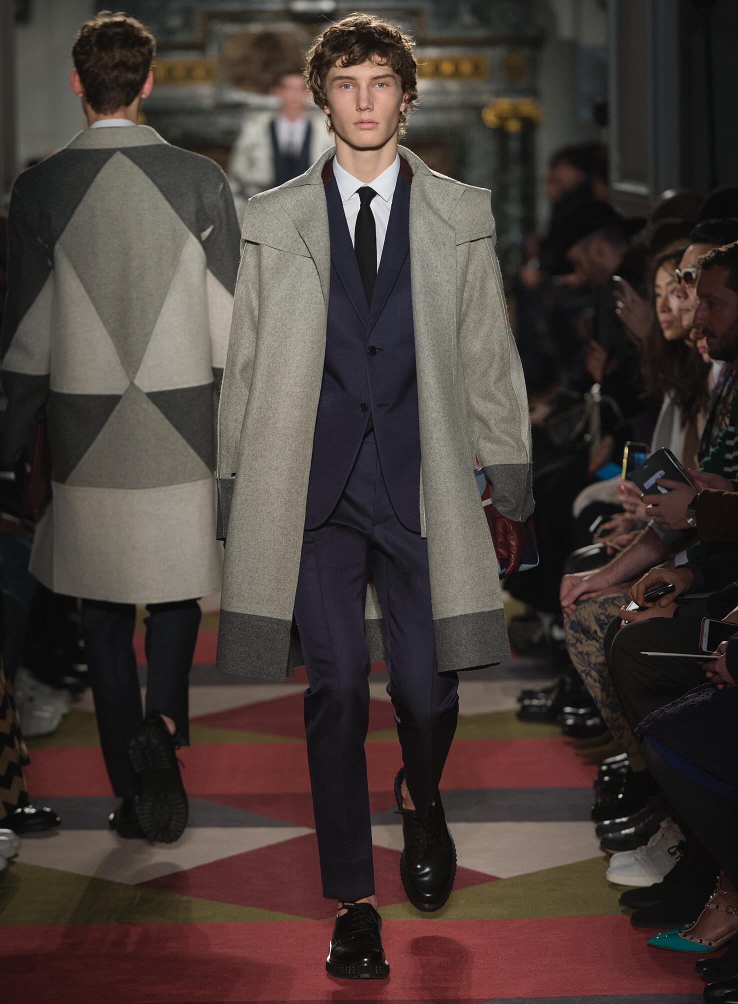 Winter 2015 Fashion Show Valentino Collection