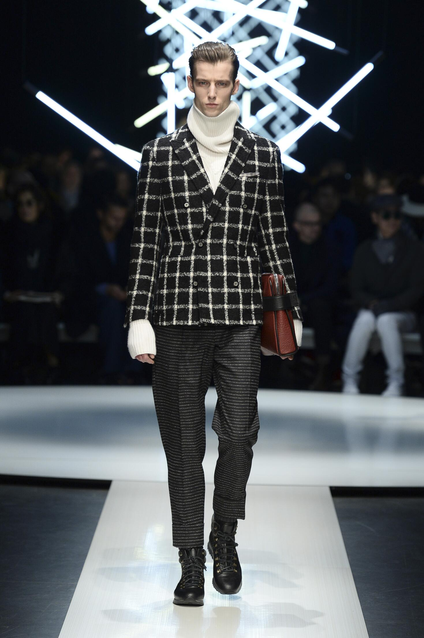 Winter 2015 Fashion Trends Canali Collection