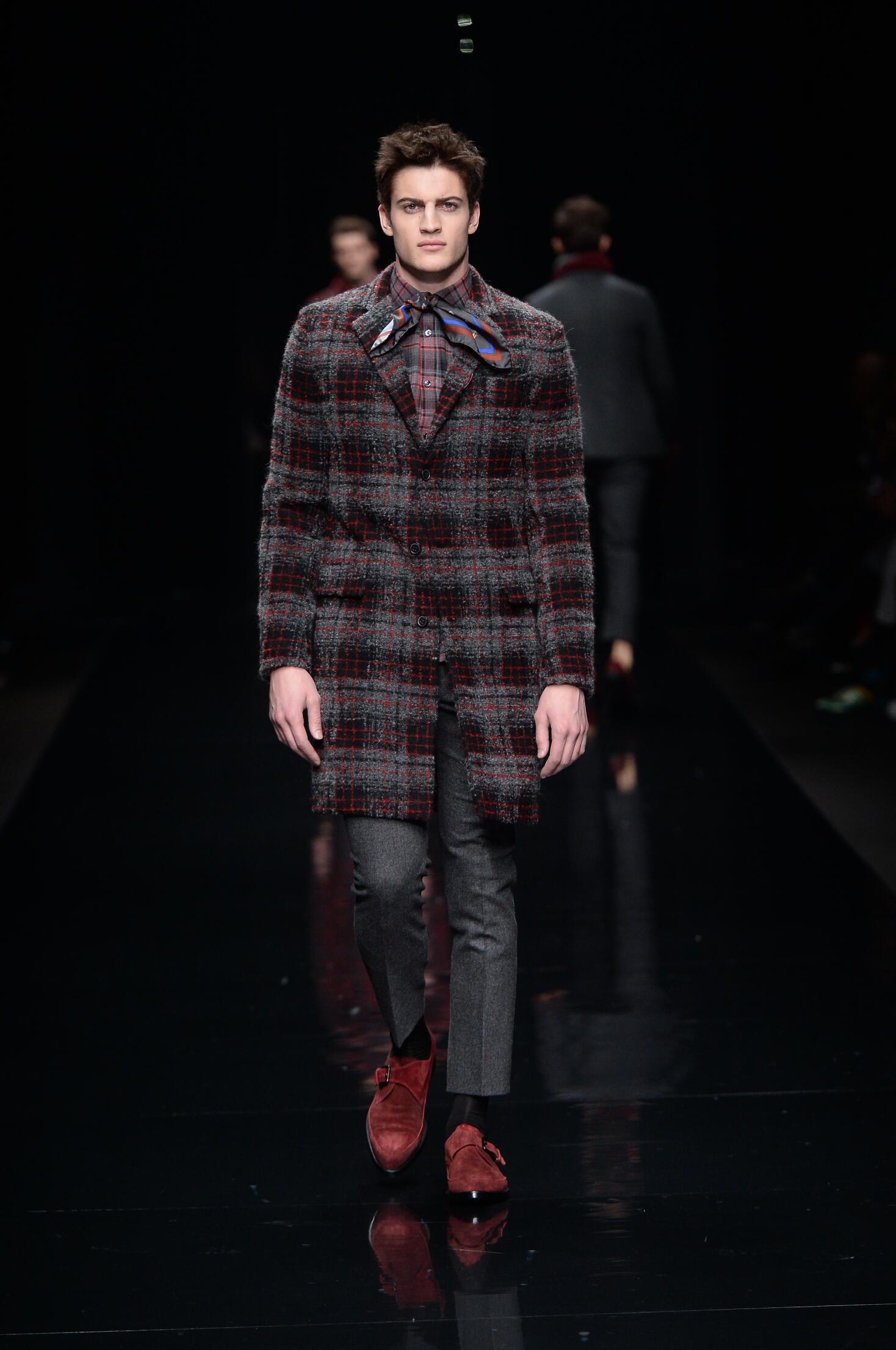 Winter 2015 Fashion Trends Ermanno Scervino Collection