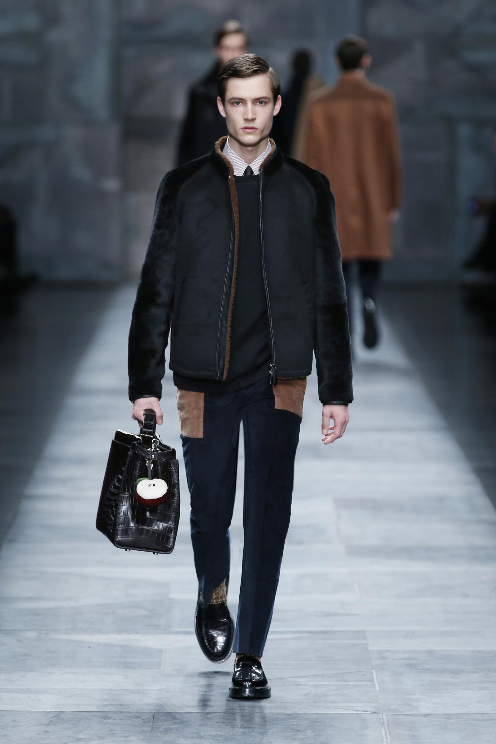 Winter 2015 Fashion Trends Fendi Collection