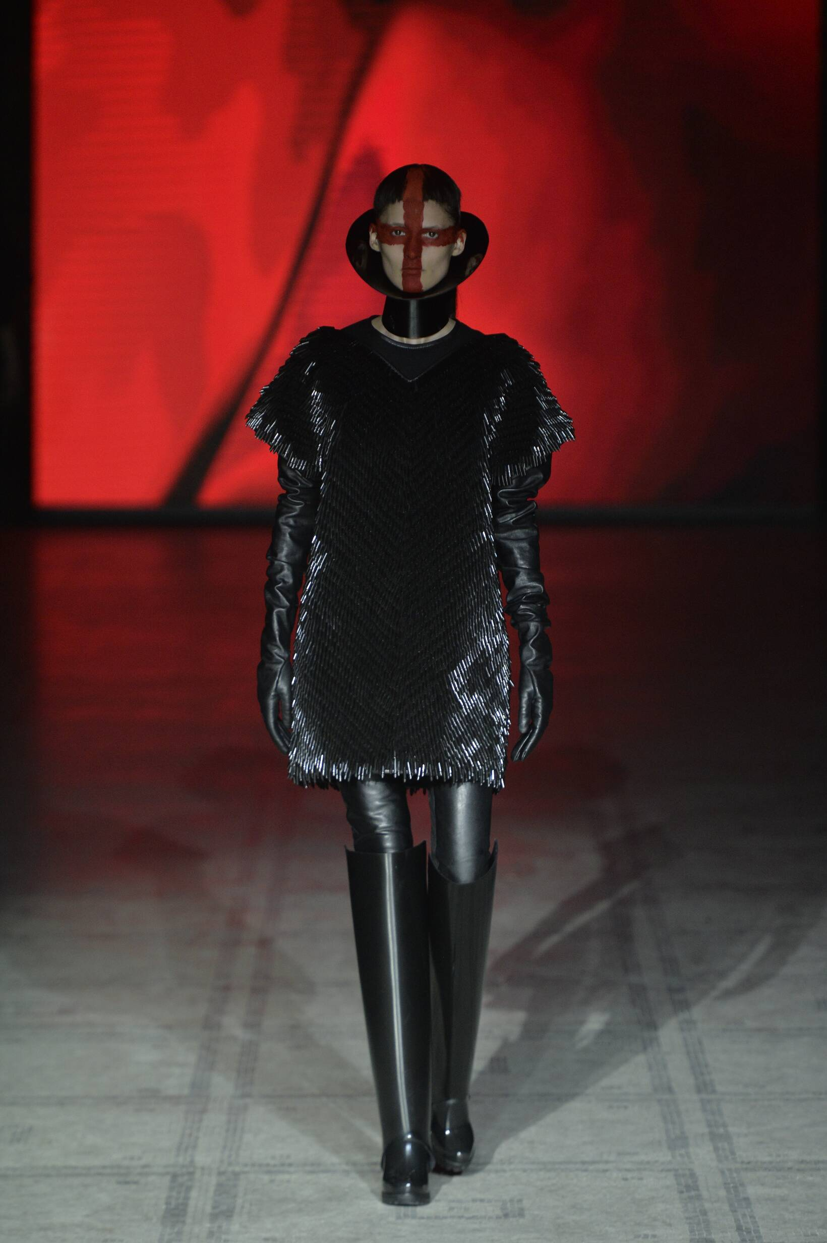Winter 2015 Fashion Trends Gareth Pugh Collection
