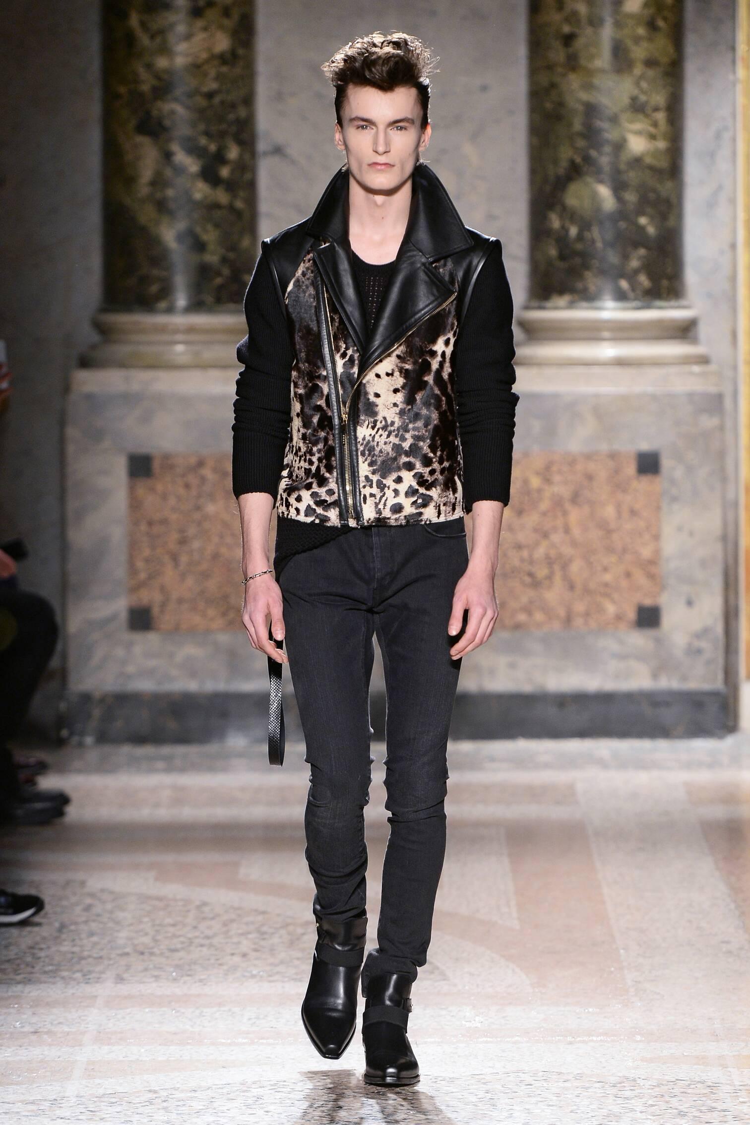 Winter 2015 Fashion Trends Roberto Cavalli Collection