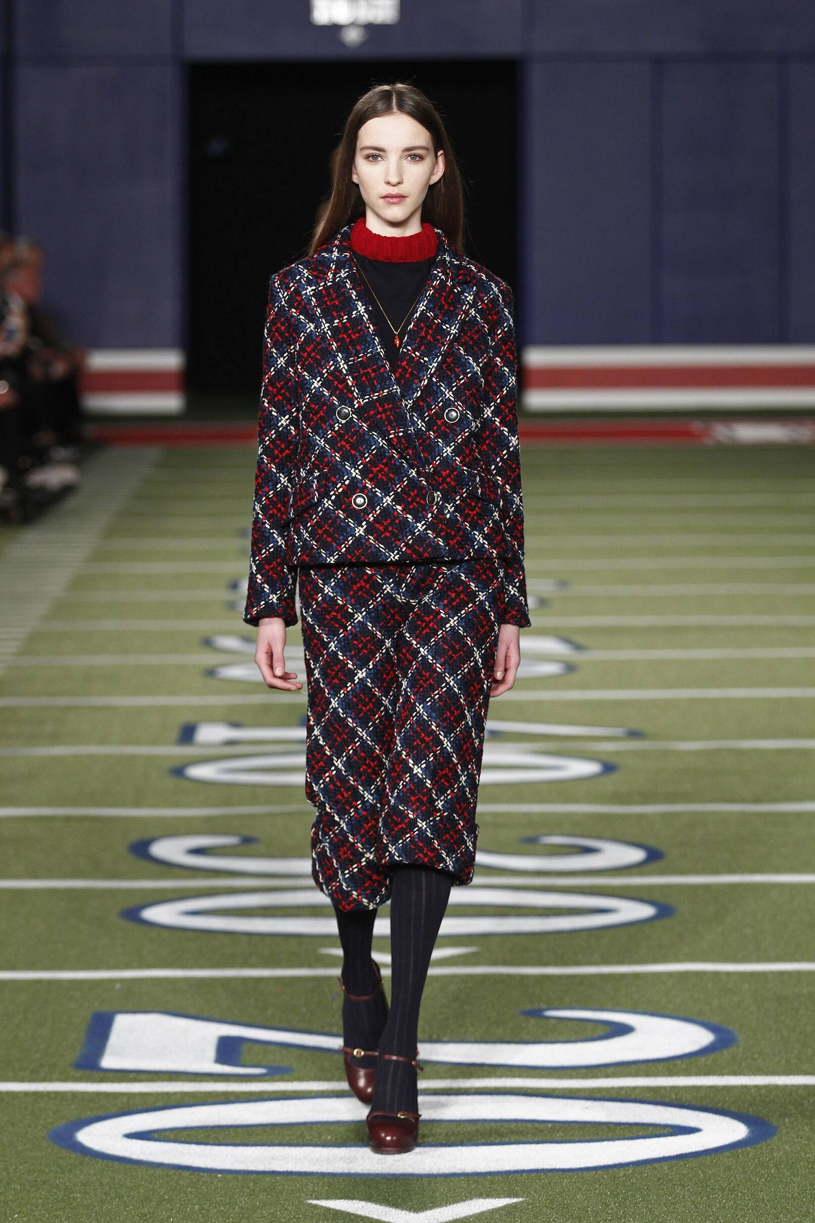 Winter 2015 Fashion Trends Tommy Hilfiger Collection