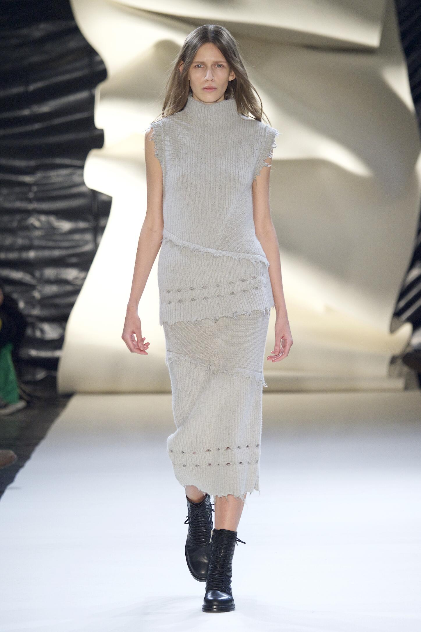 Winter 2015 Fashion Womens Trends Damir Doma Collection