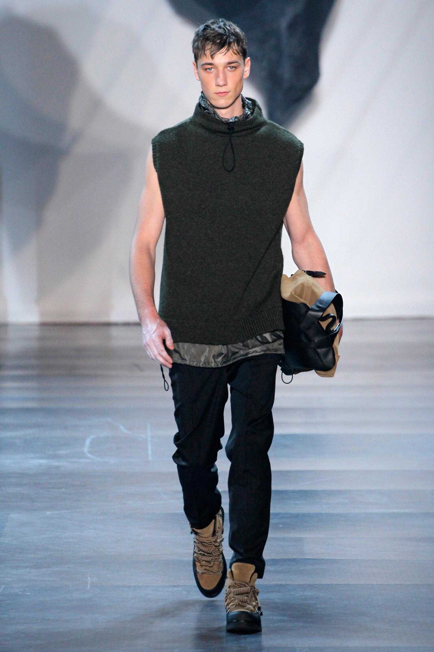Winter 2015 Man Trends 3.1 Phillip Lim Collection