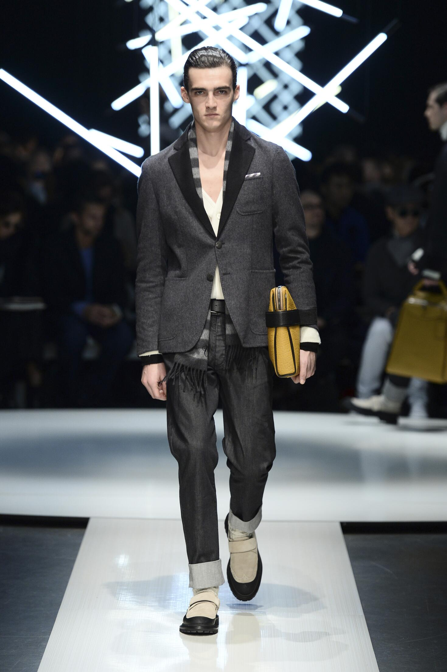 Winter 2015 Man Trends Canali Collection