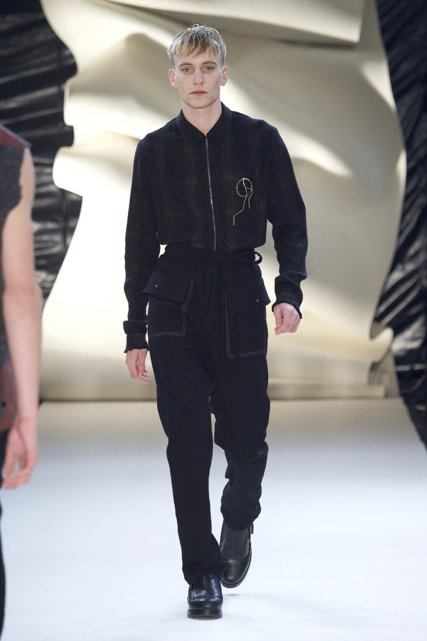 Winter 2015 Man Trends Damir Doma Collection