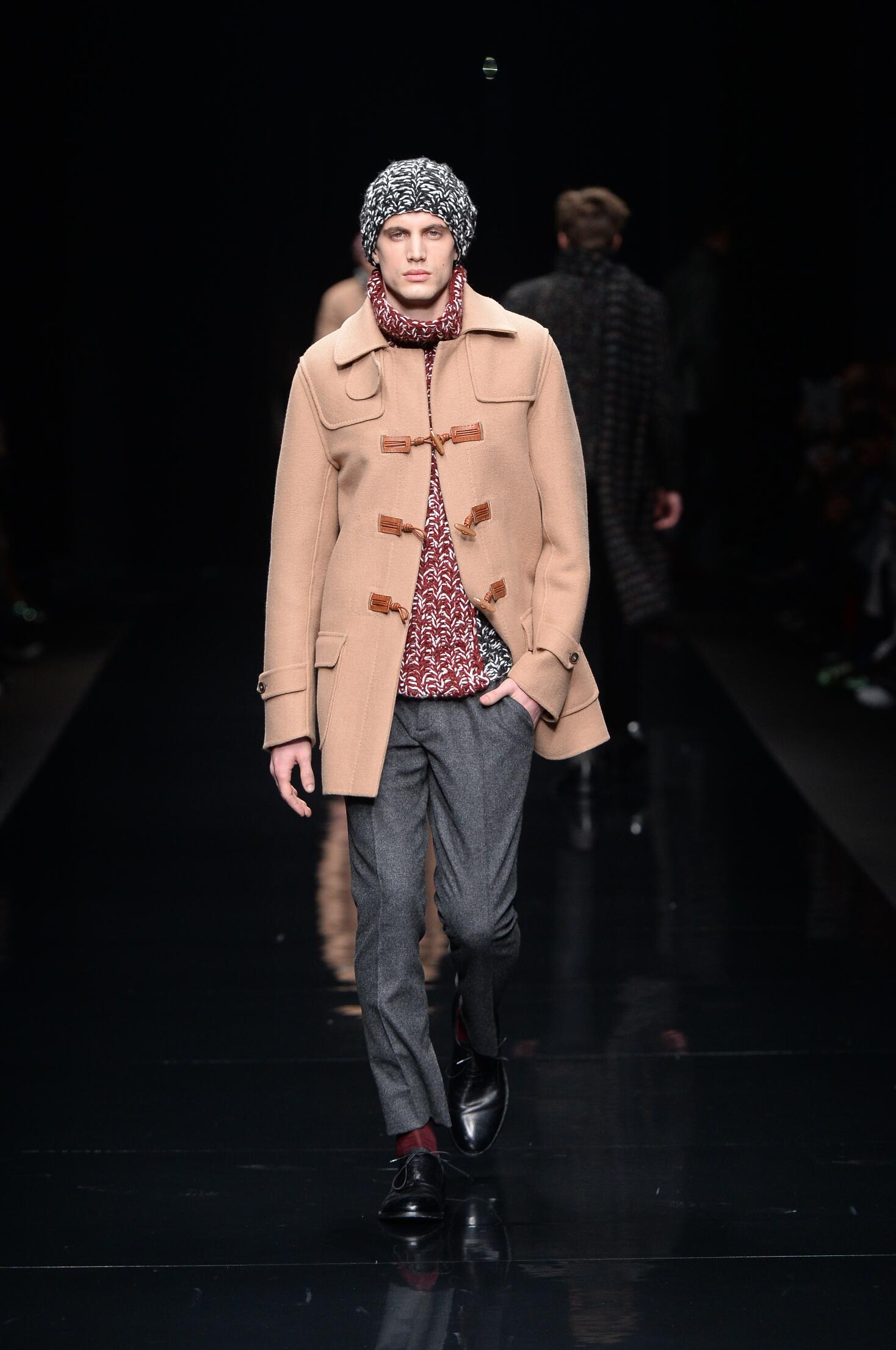 Winter 2015 Man Trends Ermanno Scervino Collection