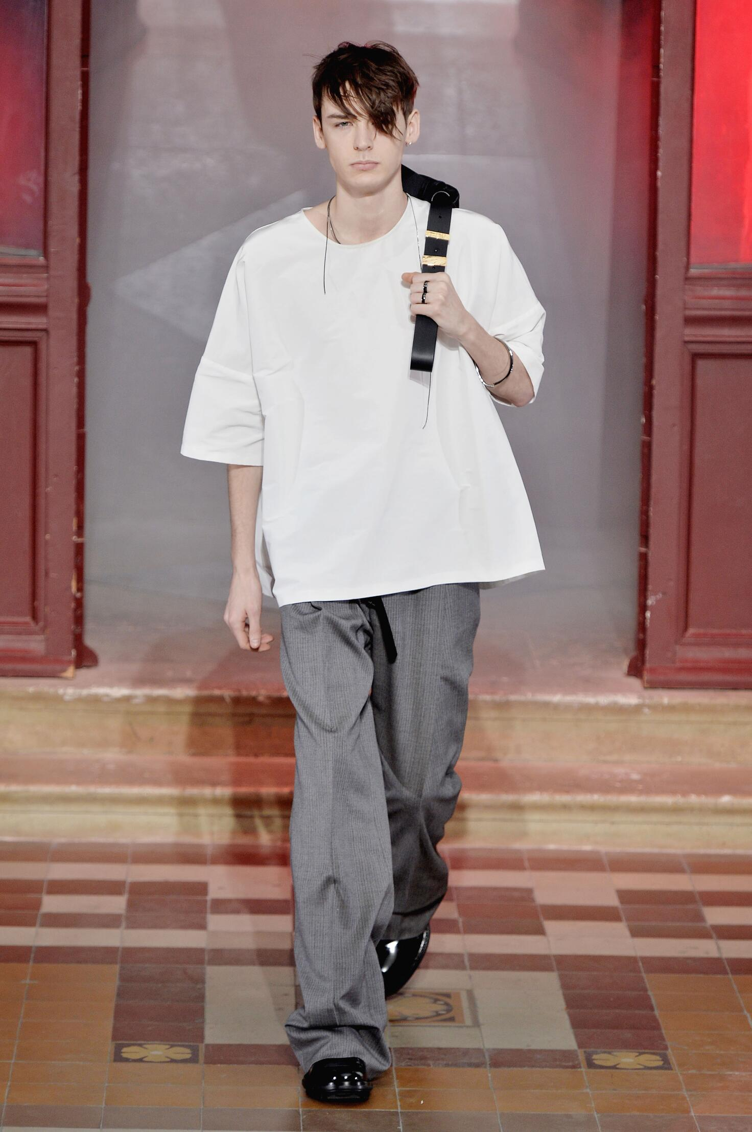 Winter 2015 Man Trends Lanvin Collection