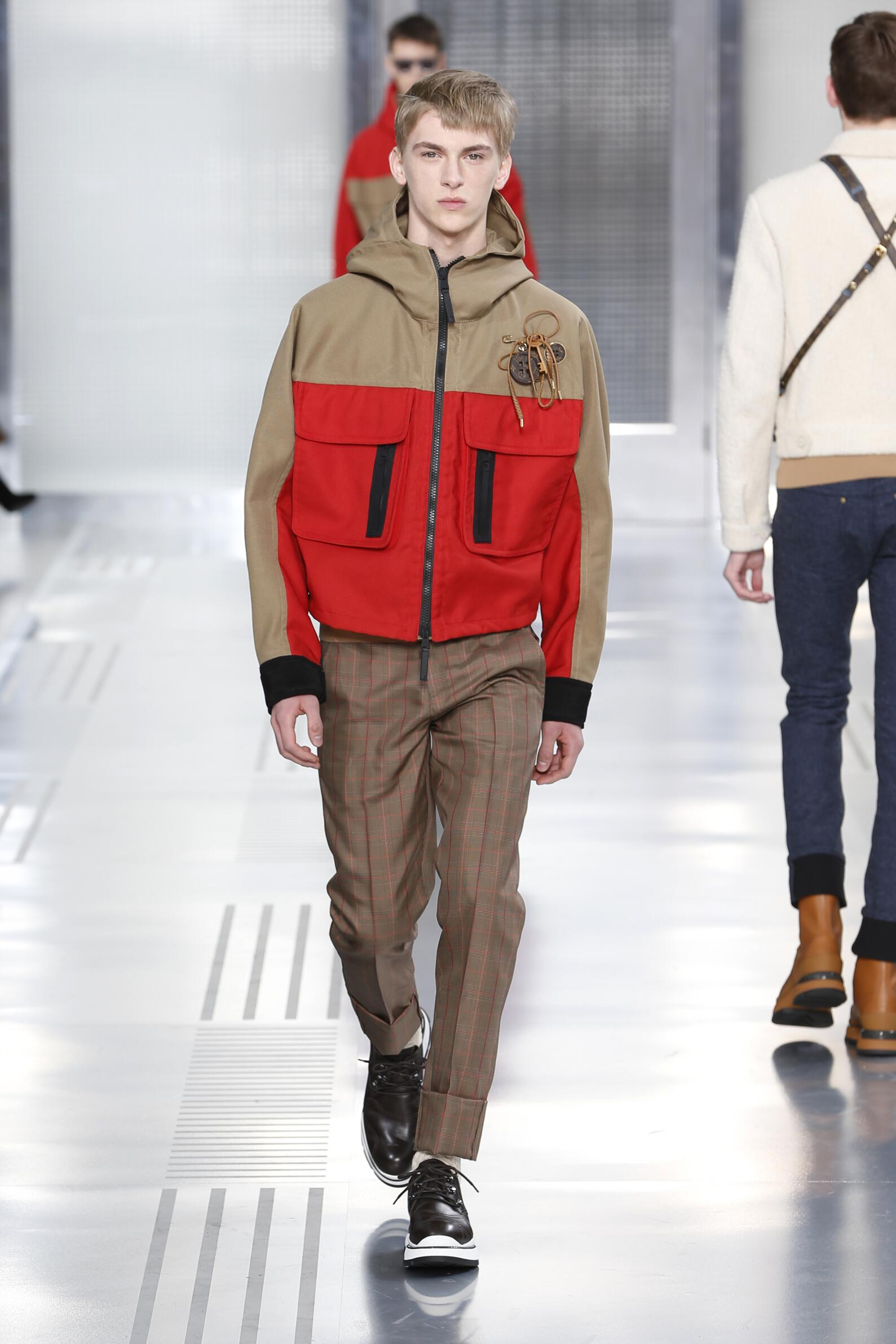Winter 2015 Man Trends Louis Vuitton Collection