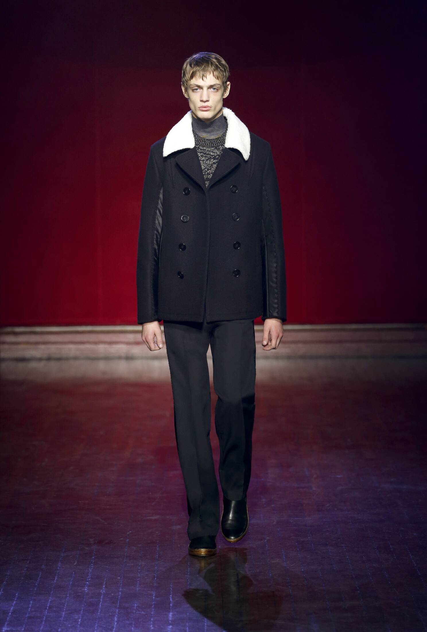 Winter 2015 Man Trends Maison Margiela Collection