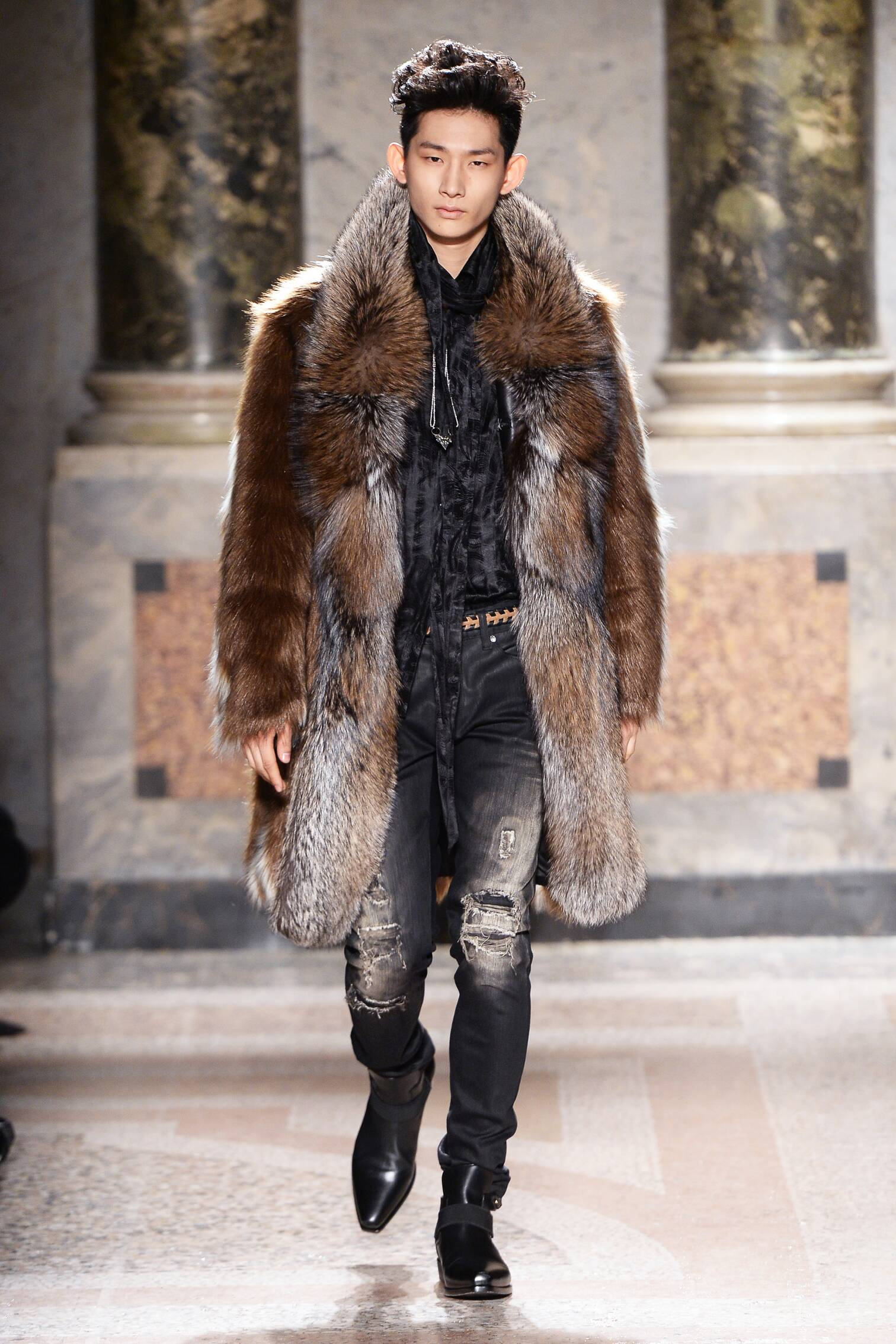 Winter 2015 Man Trends Roberto Cavalli Collection