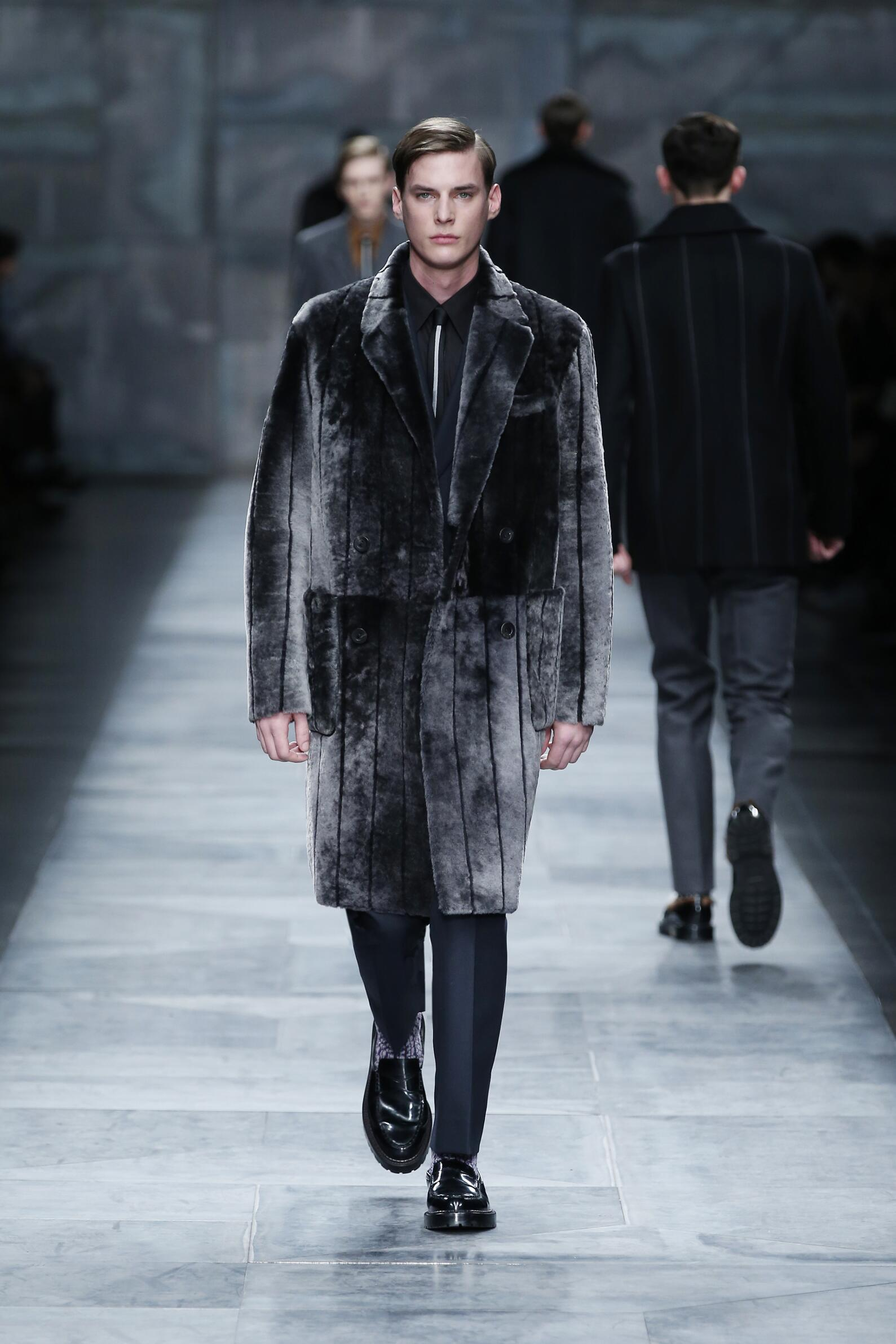 Winter 2015 Runway Fendi