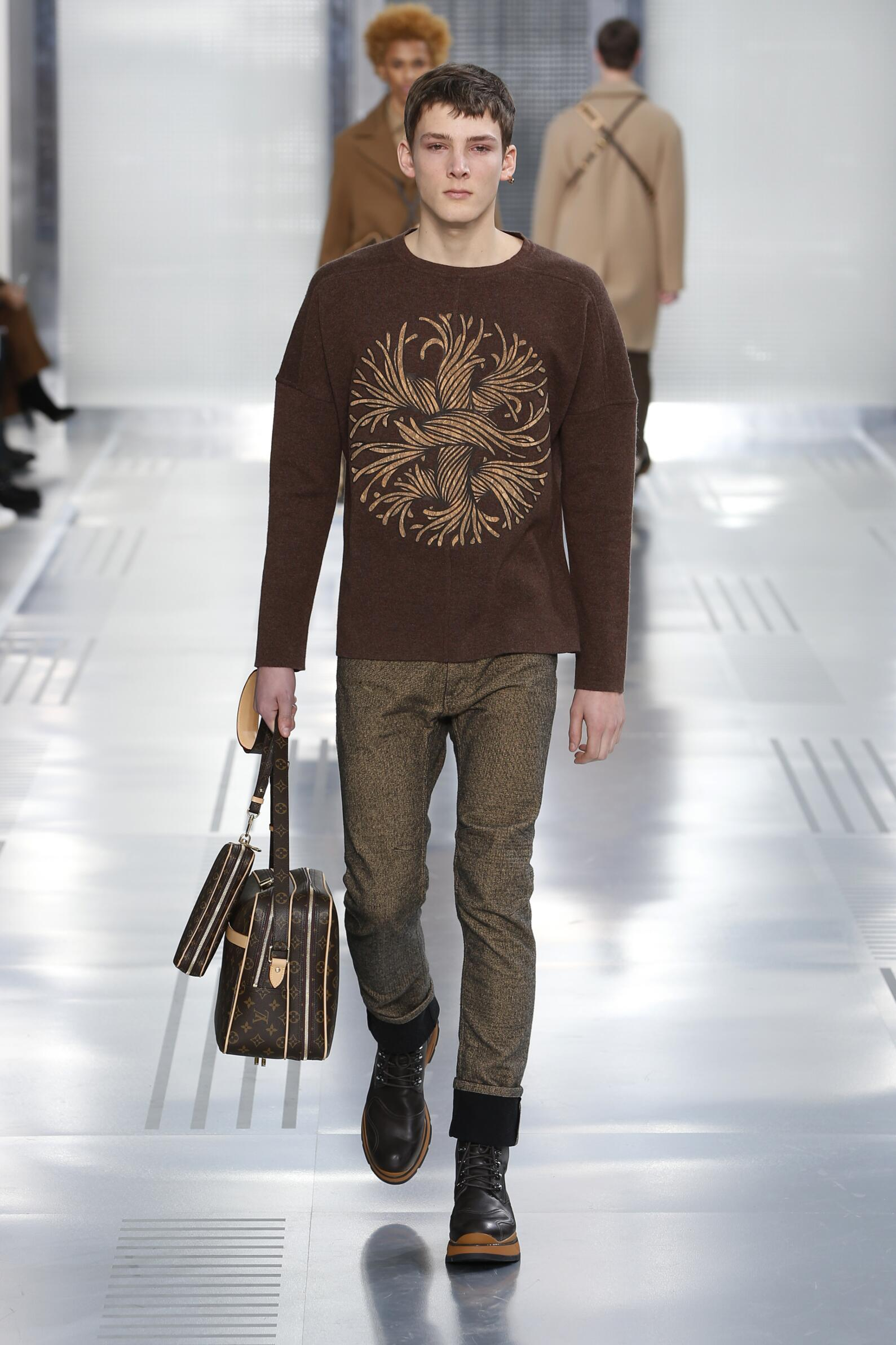 Winter 2015 Runway Louis Vuitton
