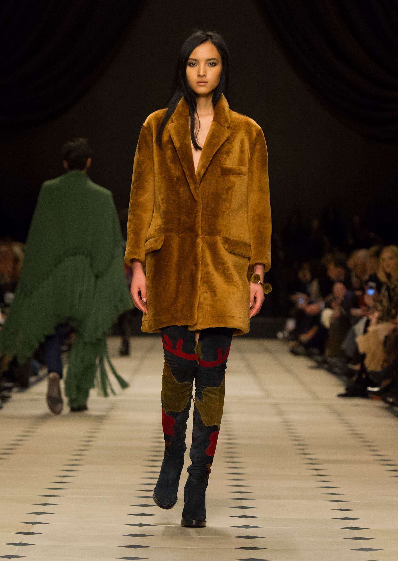 Winter 2015 Woman Trends Burberry Prorsum Collection