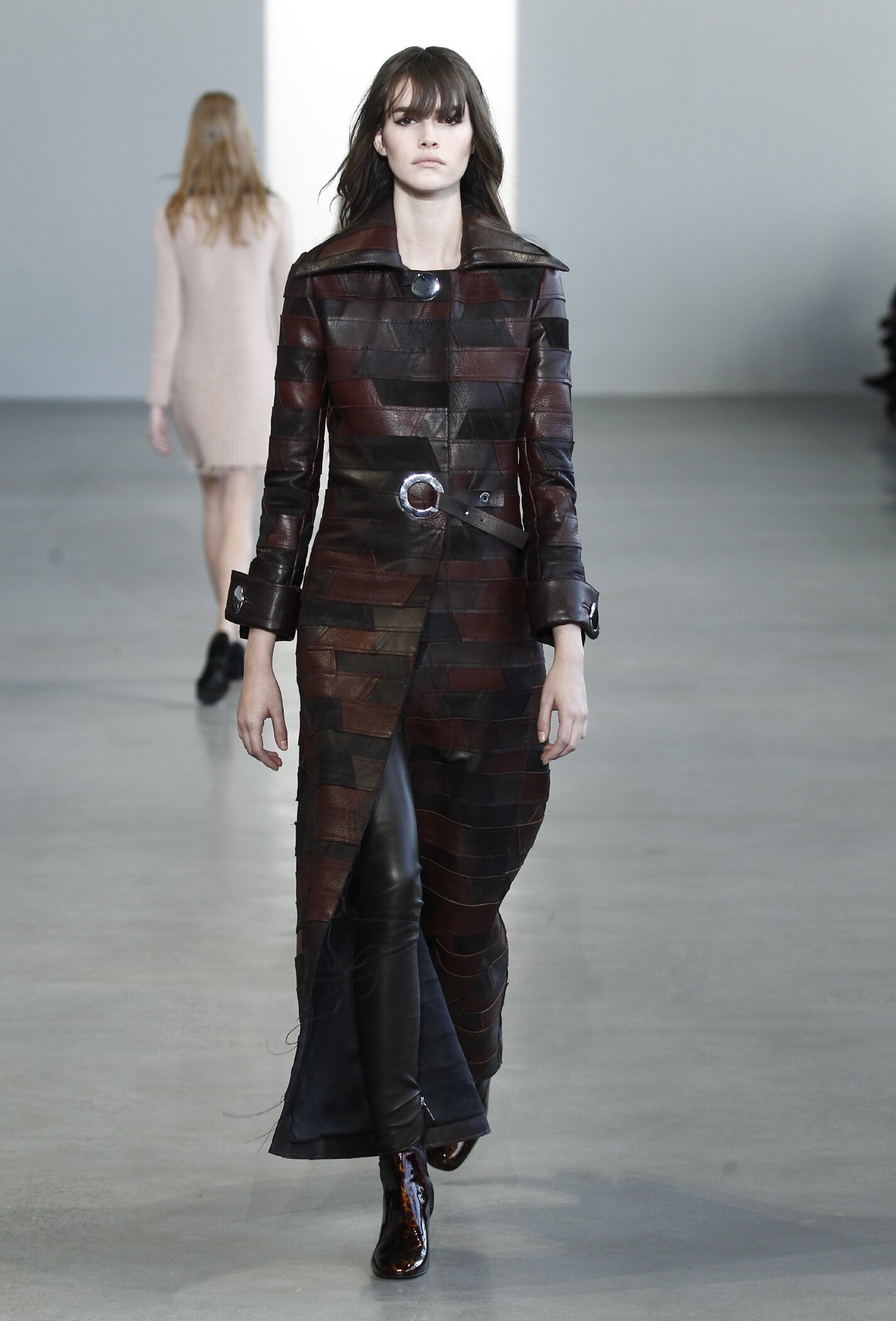 Winter 2015 Woman Trends Calvin Klein Collection