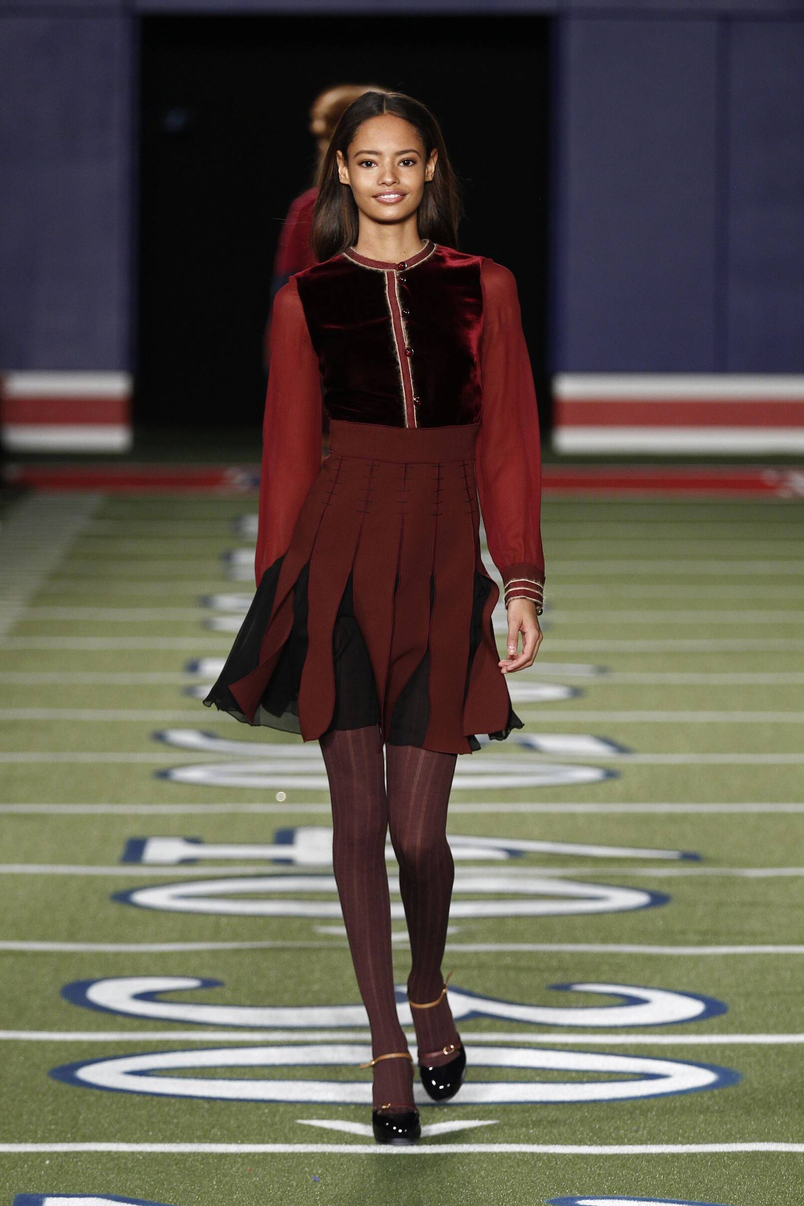 Winter 2015 Woman Trends Tommy Hilfiger Collection
