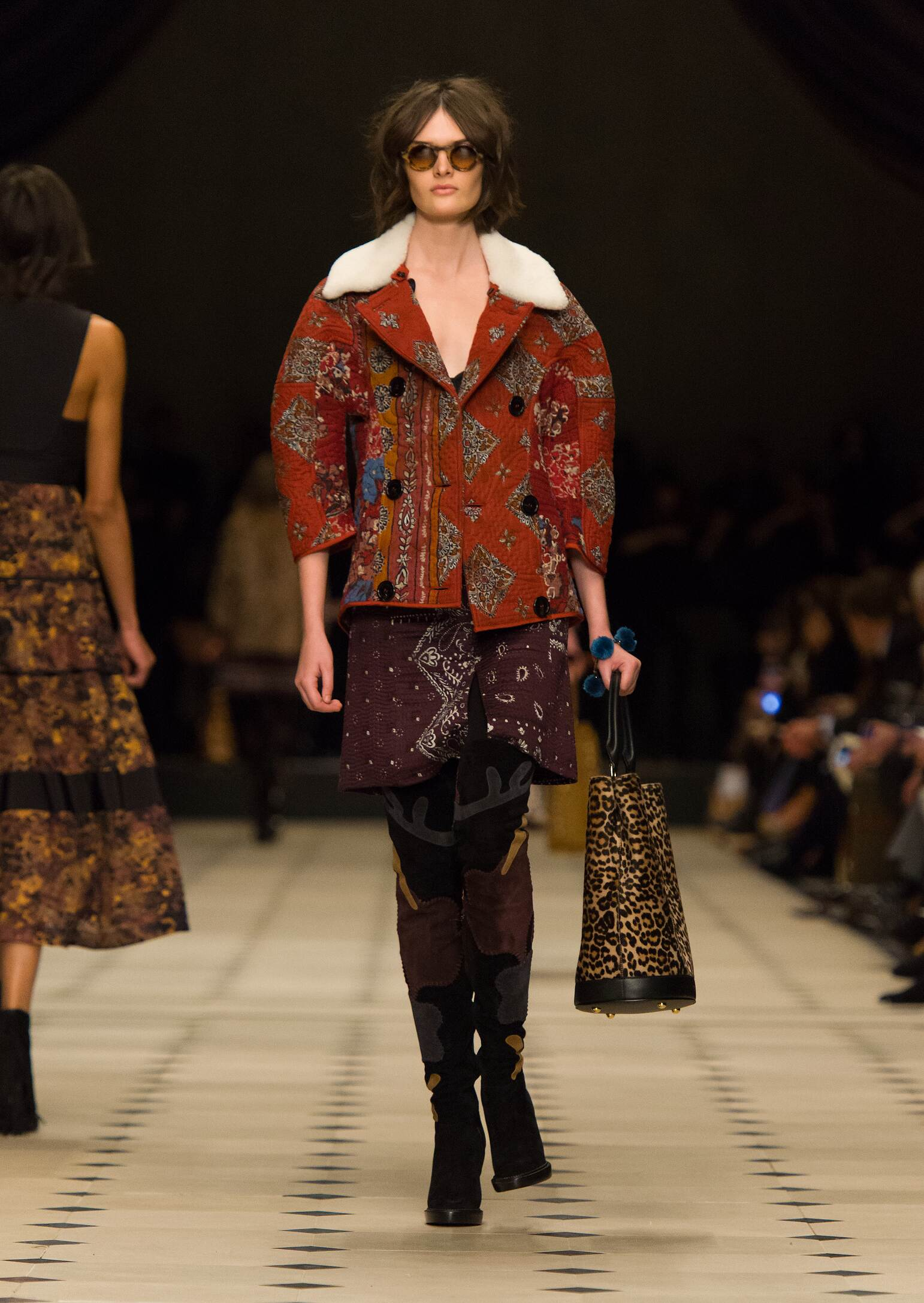 Winter Fashion Trends 2015 2016 Burberry Prorsum Collection