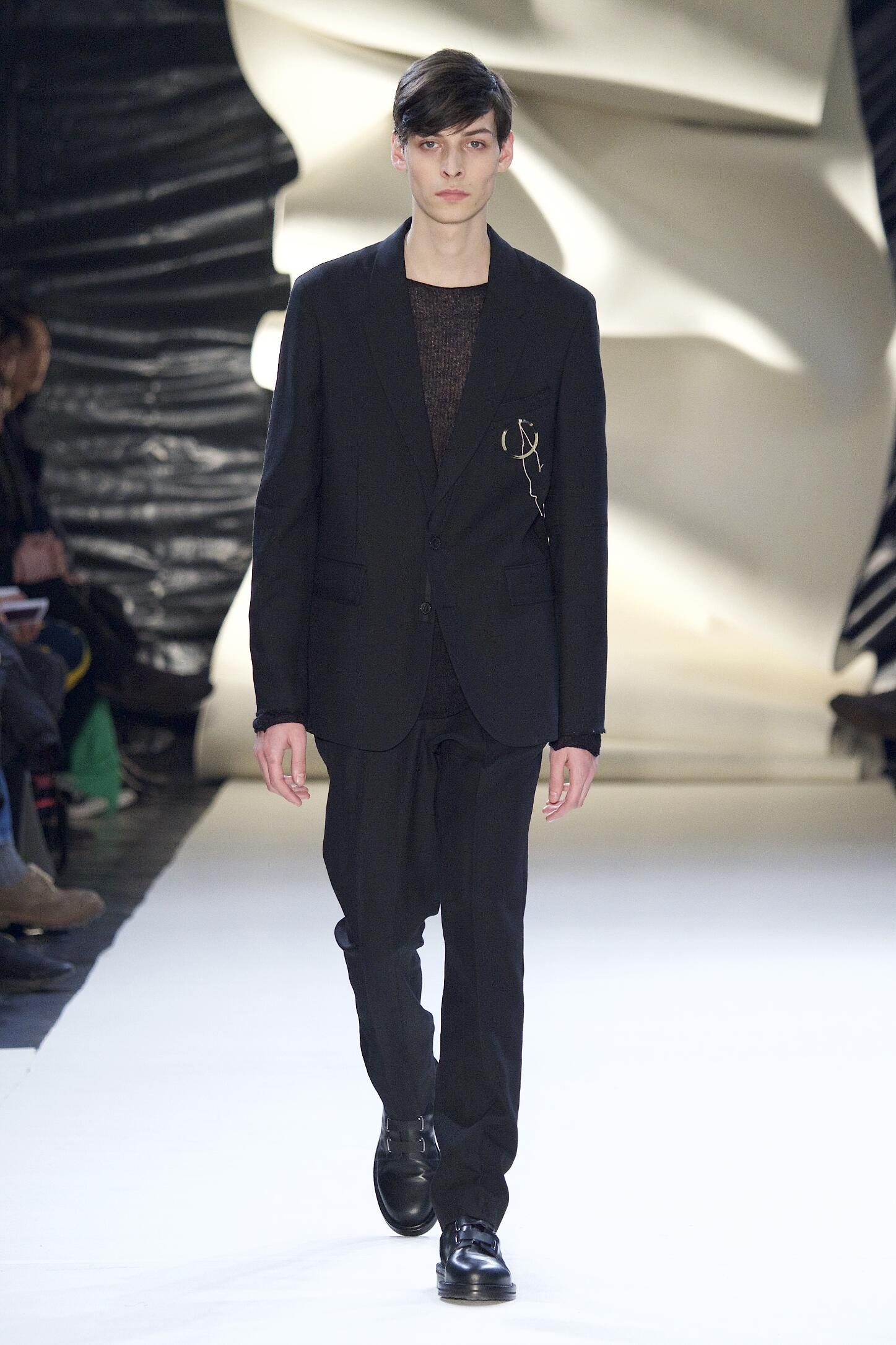 Winter Fashion Trends 2015 2016 Damir Doma Collection