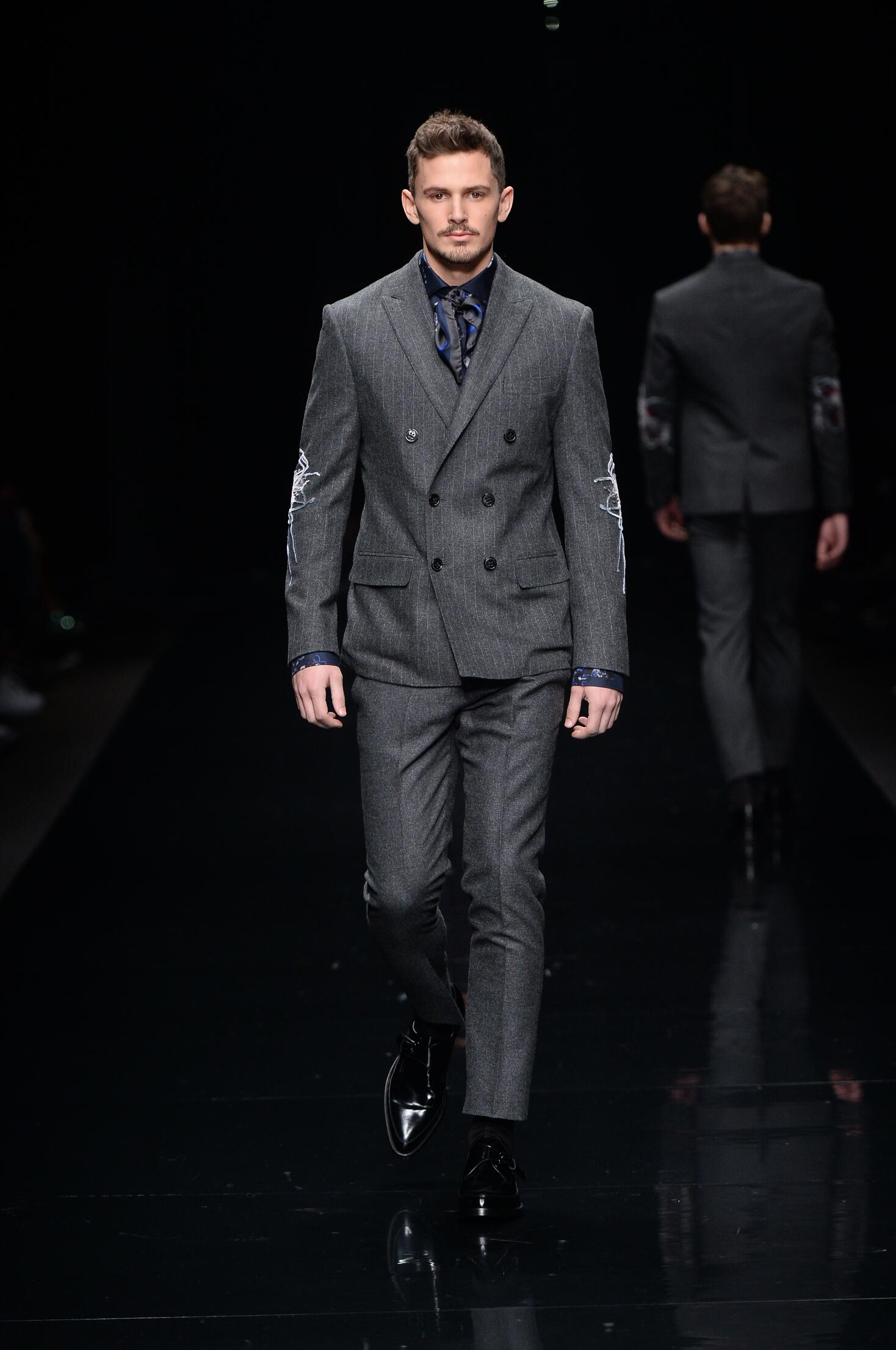 Winter Fashion Trends 2015 2016 Ermanno Scervino Collection