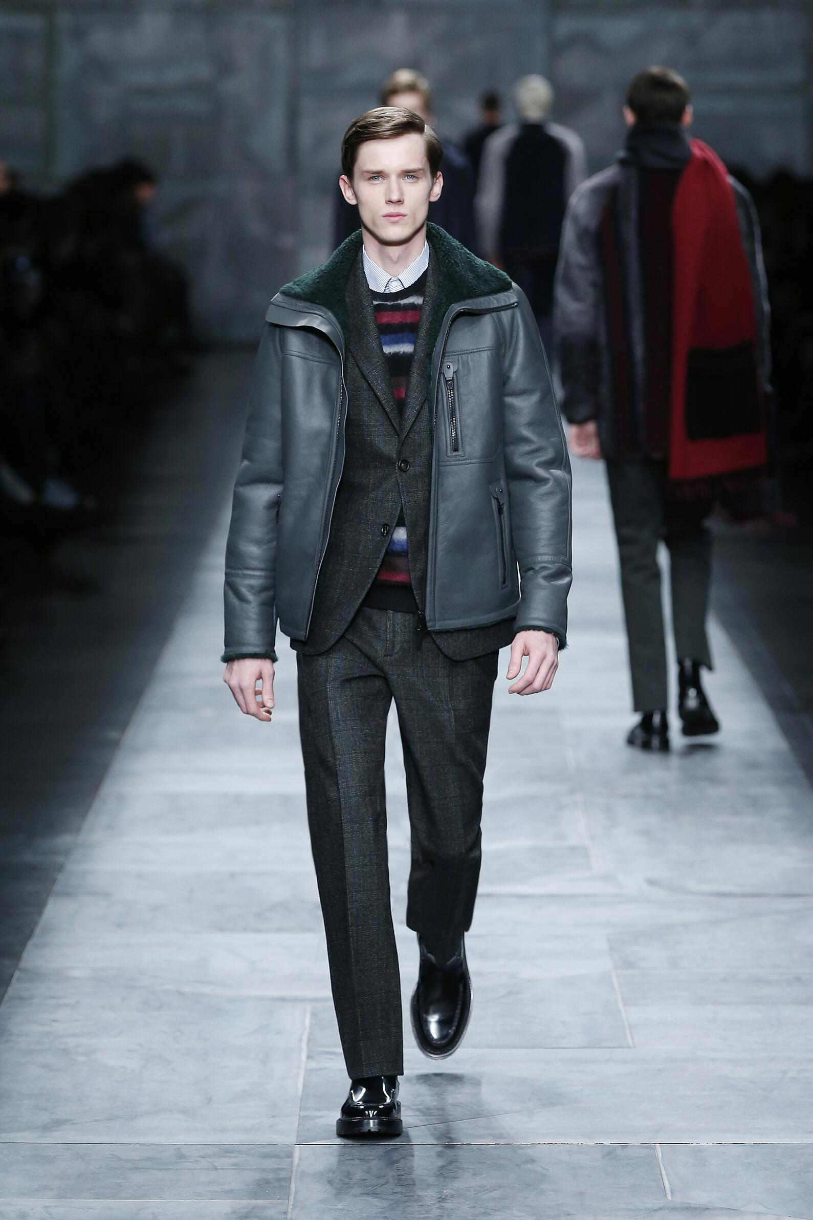 Winter Fashion Trends 2015 2016 Fendi Collection