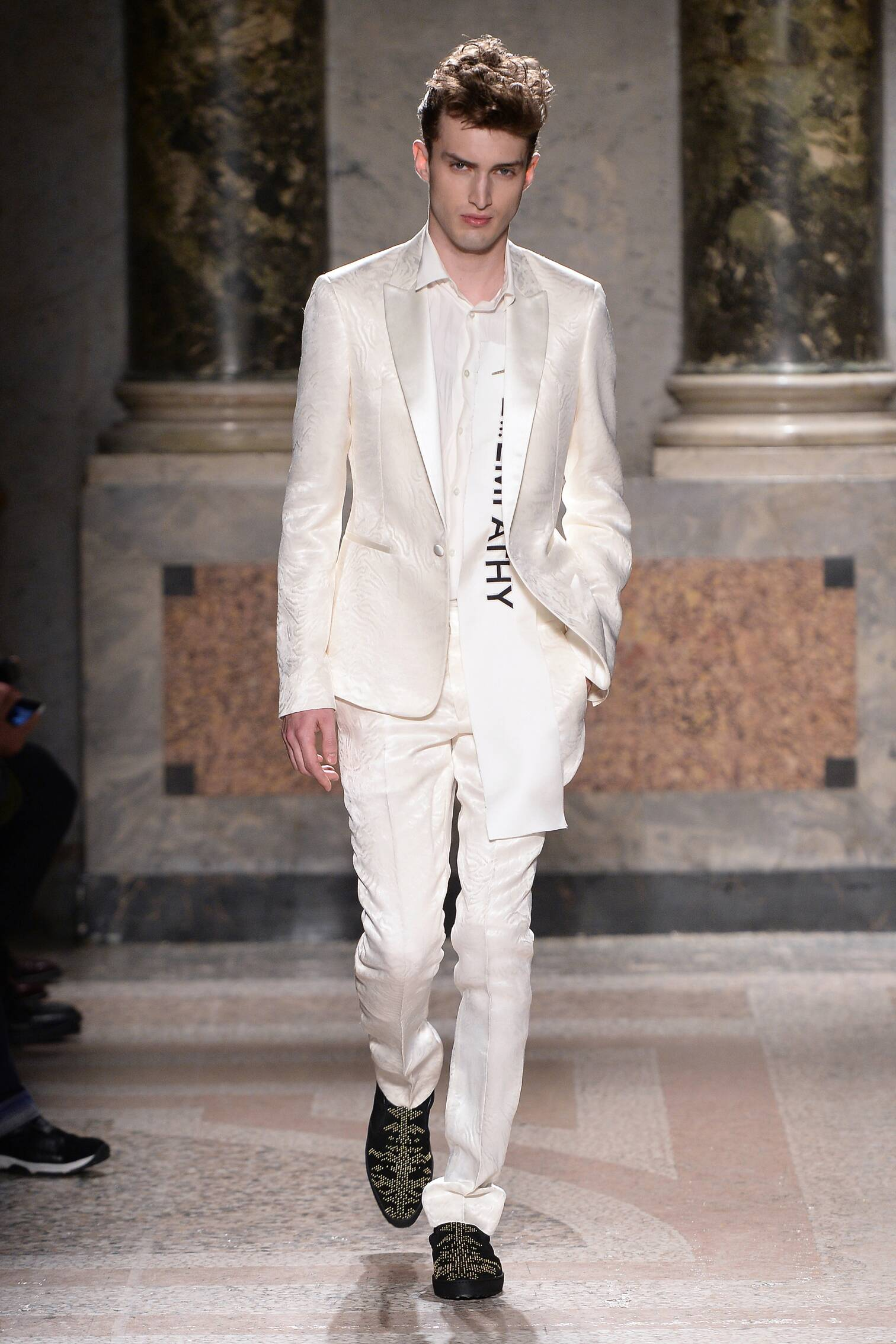 Winter Fashion Trends 2015 2016 Roberto Cavalli Collection