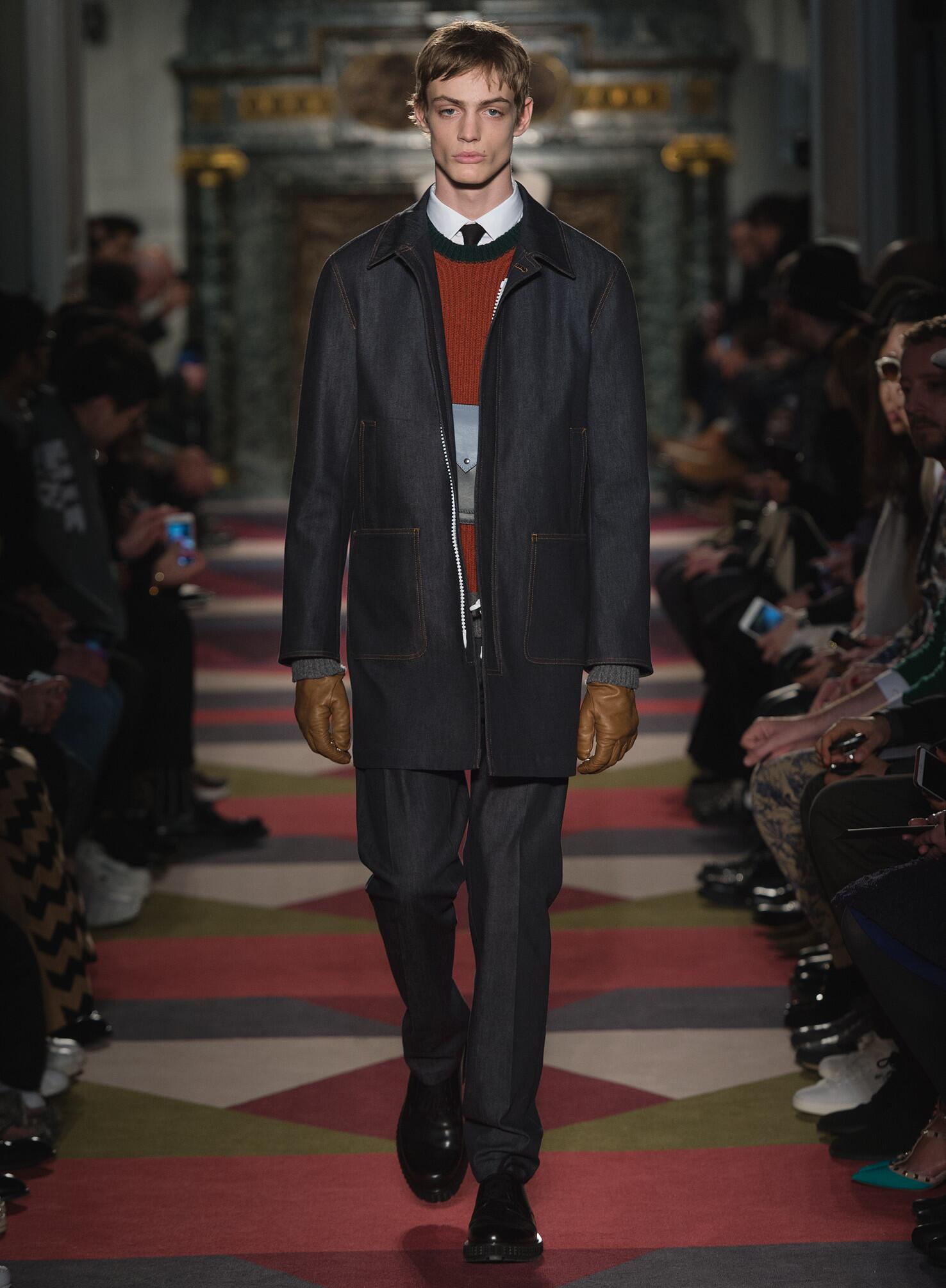 Winter Fashion Trends 2015 2016 Valentino Collection