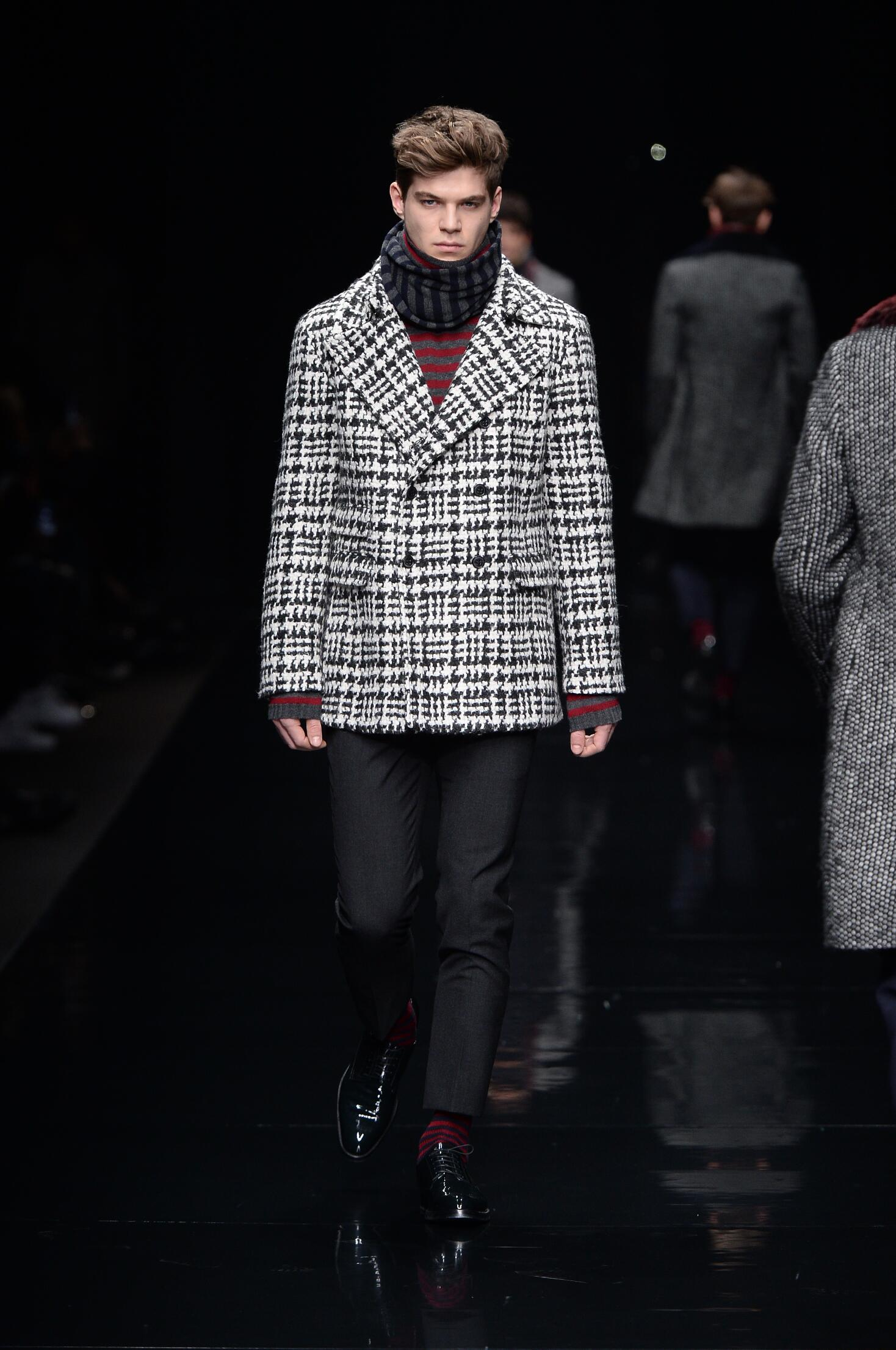 Winter Trends 2015 Ermanno Scervino Collection