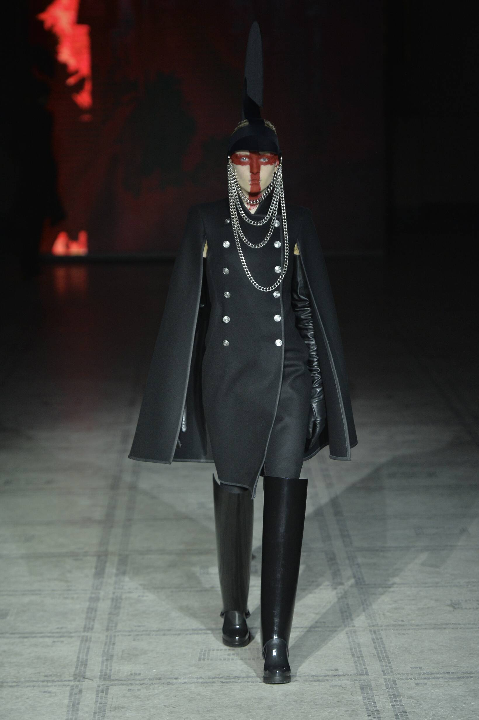 Winter Trends 2015 Gareth Pugh Collection