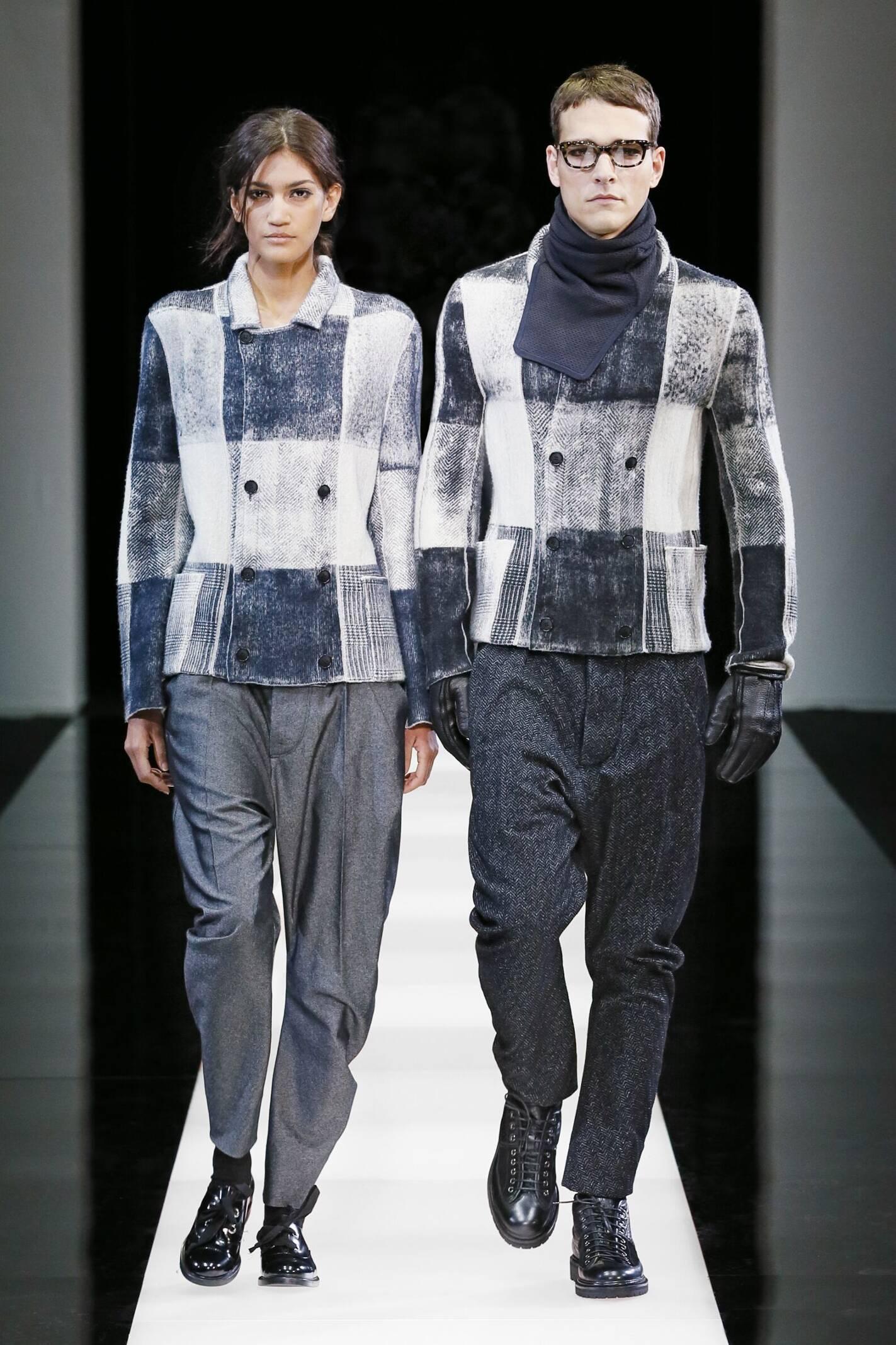 96399ce9a40 Winter Trends 2015 Giorgio Armani Collection