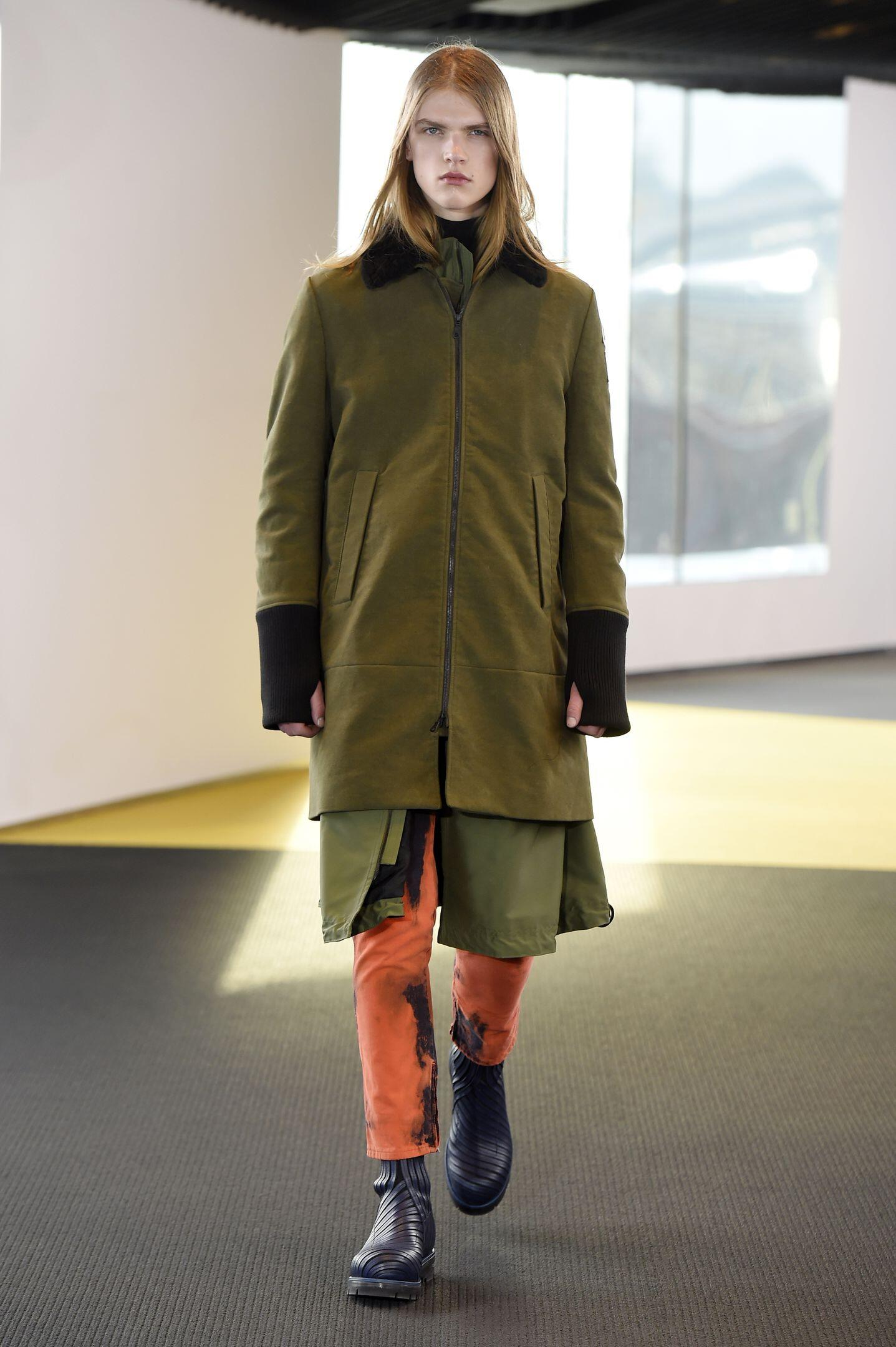 Winter Trends 2015 Kenzo Collection