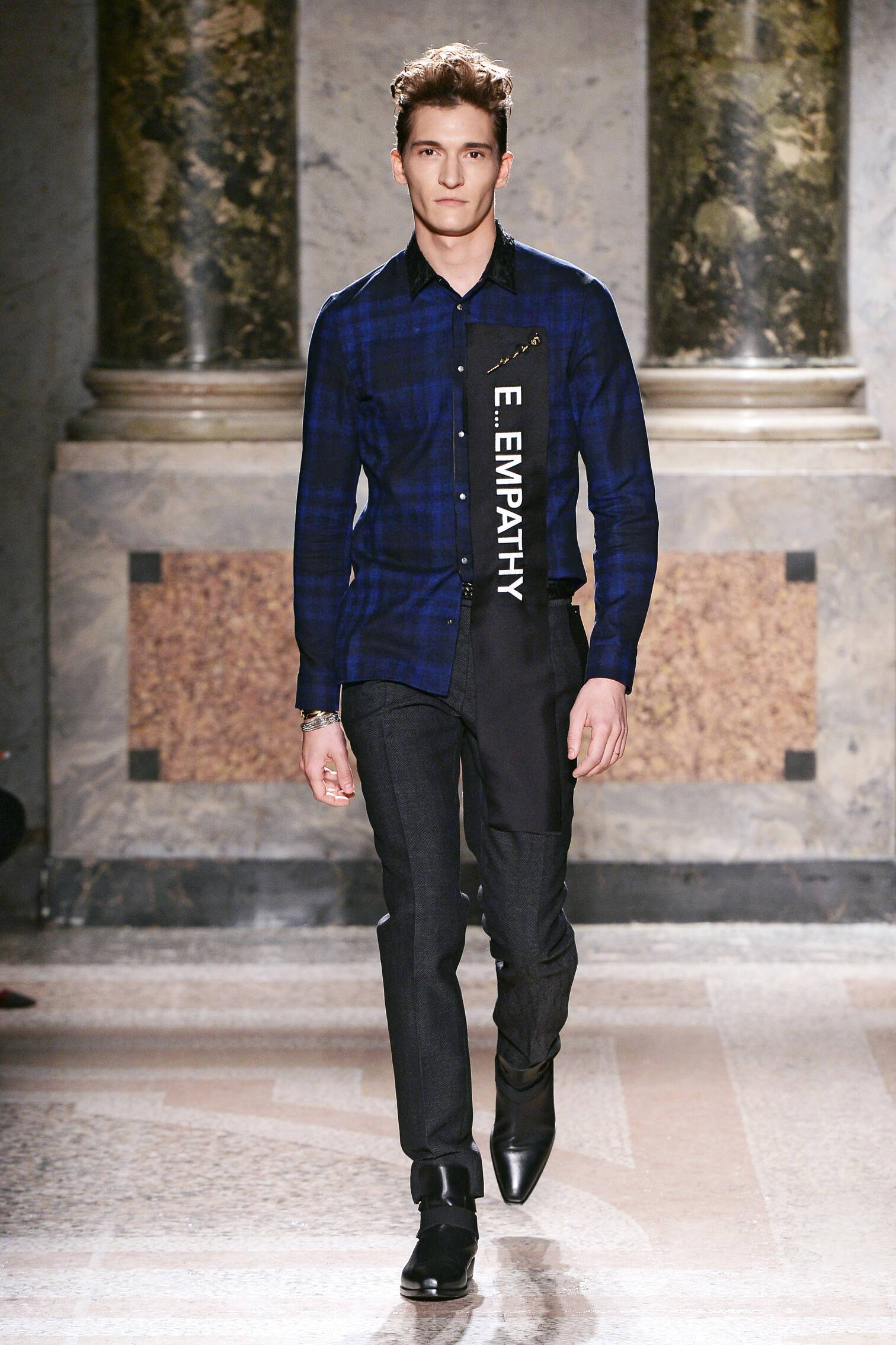 Winter Trends 2015 Man Roberto Cavalli Collection