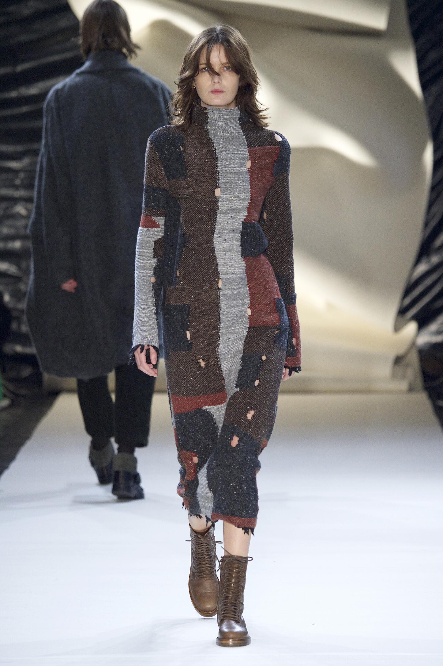 Woman Fall Fashion 2015 2016 Damir Doma Collection