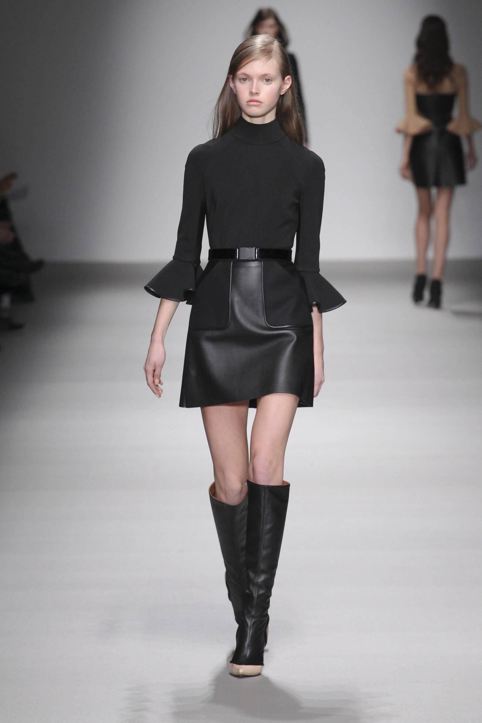 2016 Fall Fashion Woman David Koma Collection