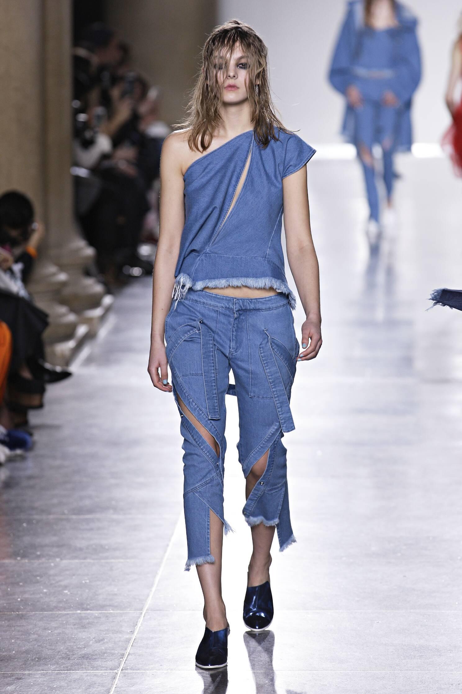 2016 Fall Fashion Woman Marques Almeida Collection