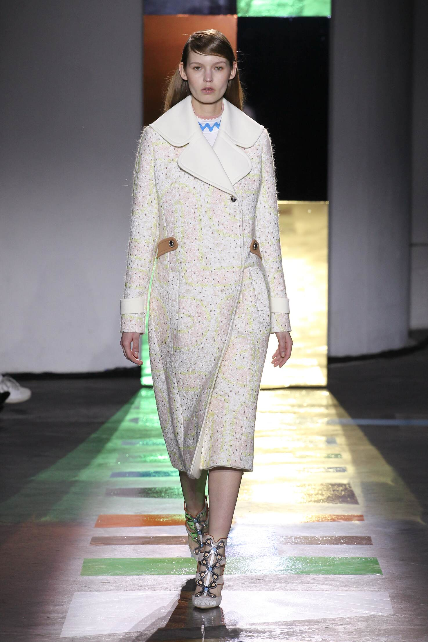 2016 Fall Fashion Woman Peter Pilotto Collection