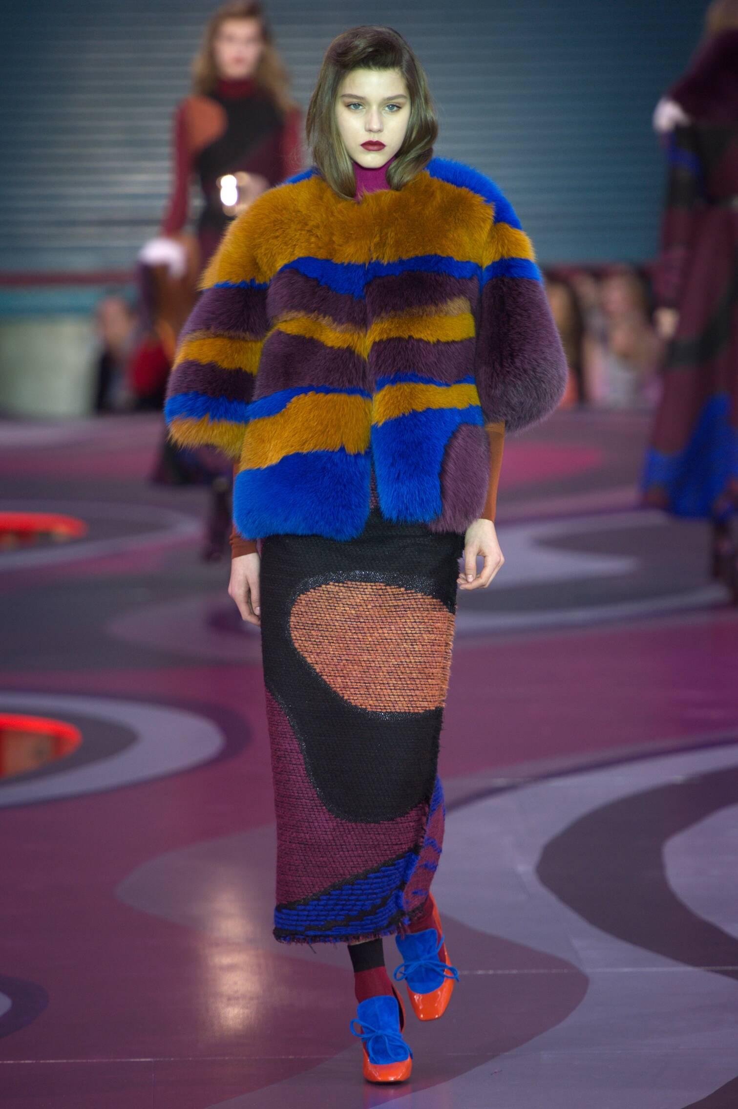 2016 Fall Fashion Woman Roksanda Collection
