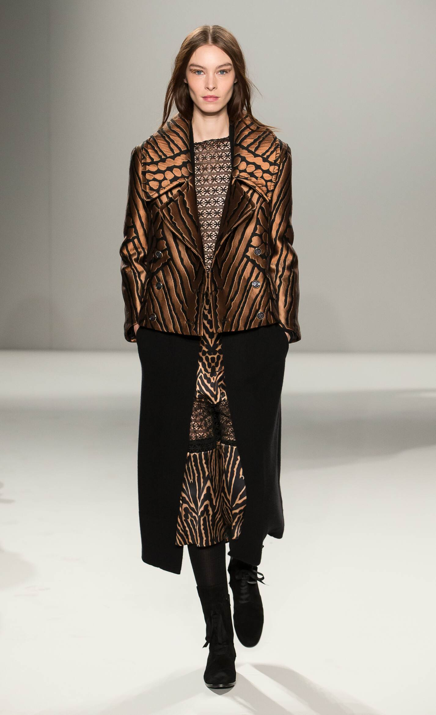 2016 Fall Fashion Woman Temperley London Collection