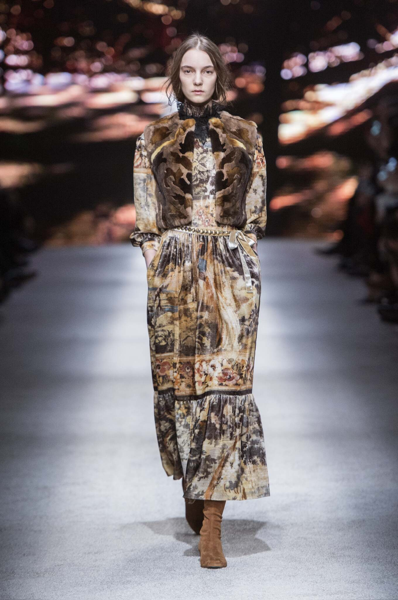 Alberta Ferretti Collection Milan Fashion Week Womenswear