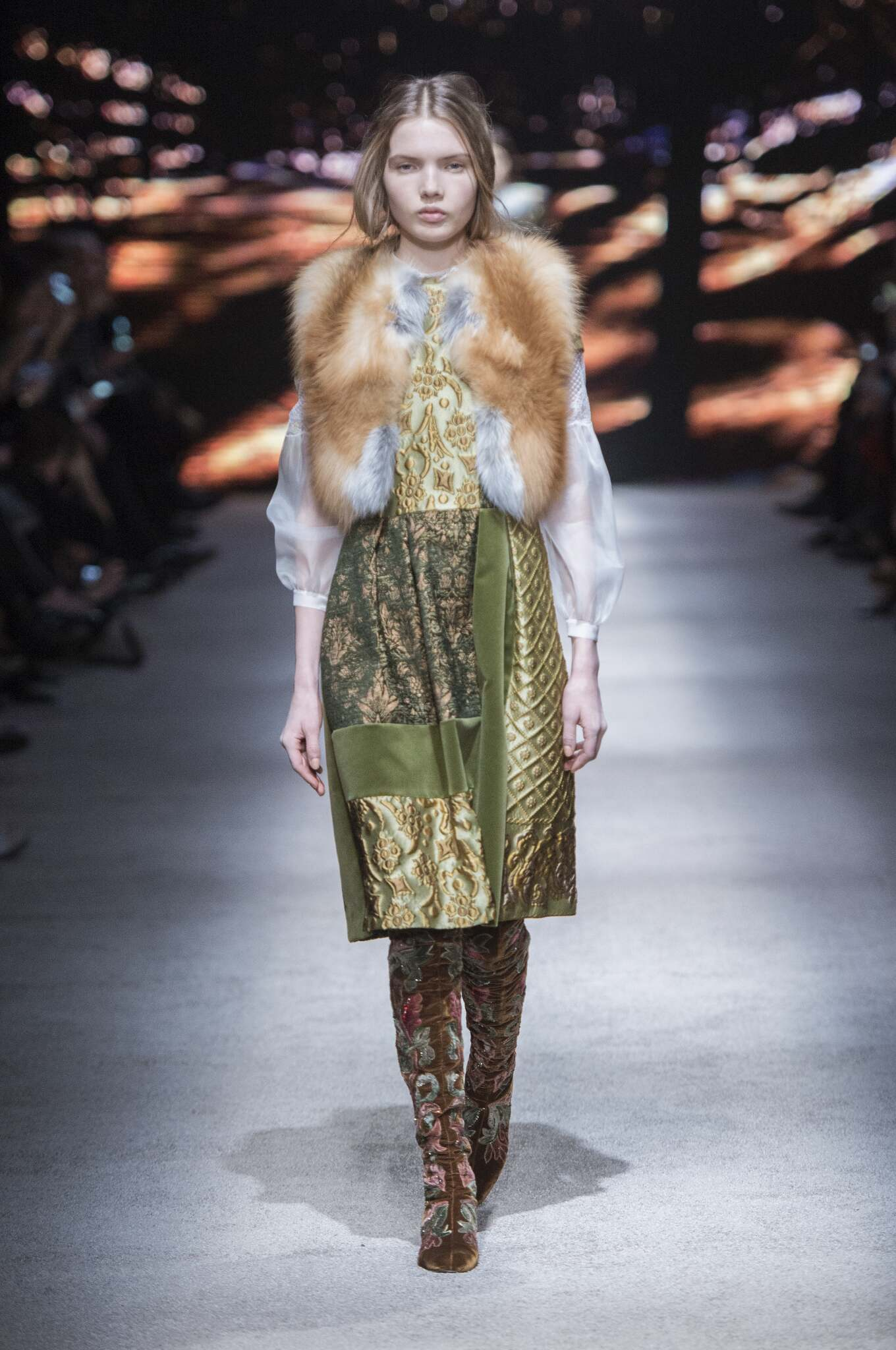 Alberta Ferretti Collection Milan Fashion Week