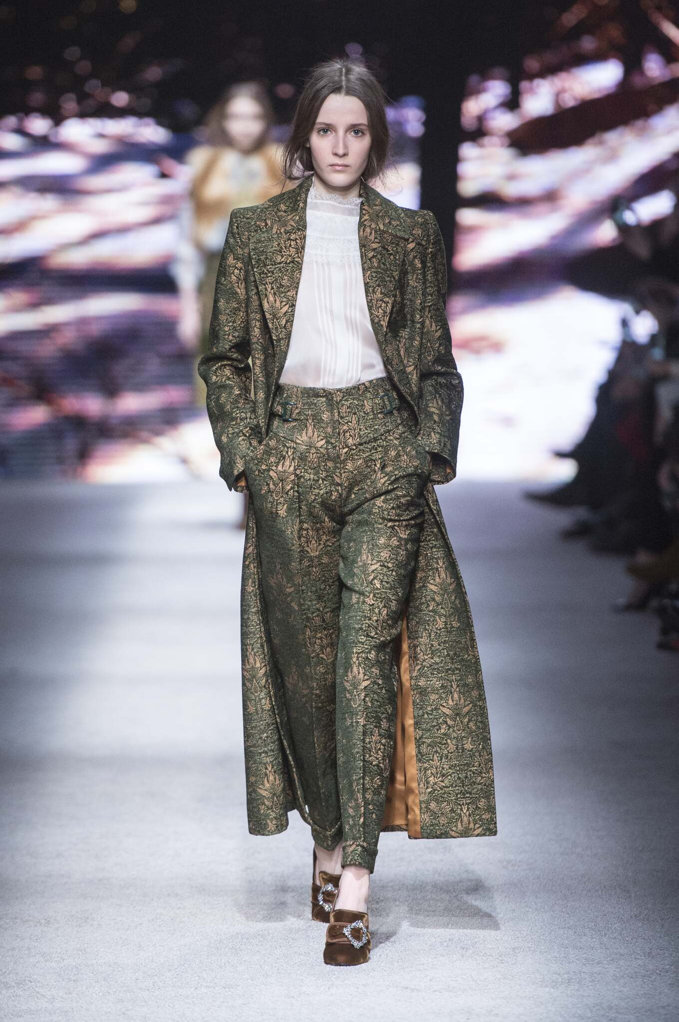 Alberta Ferretti Fall Winter 2015 16 Womens Collection Milan Fashion Week