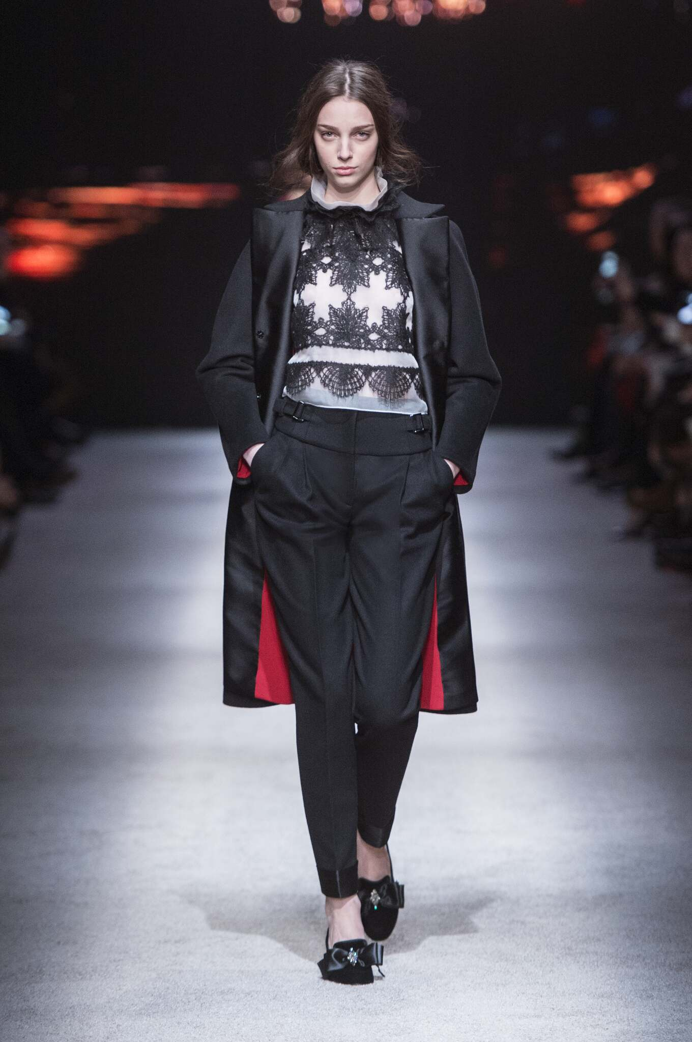Alberta Ferretti Fashion Show