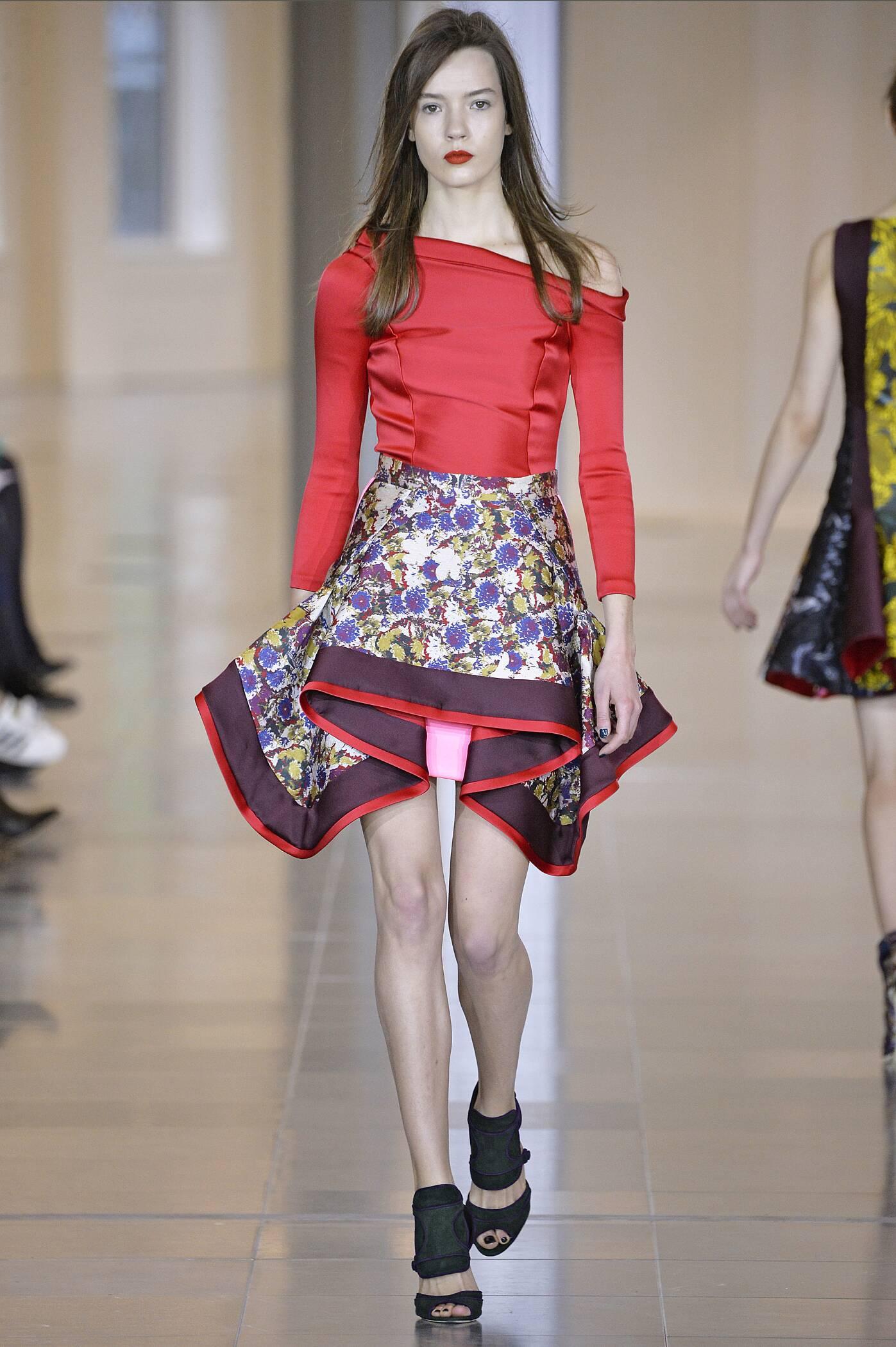 Antonio Berardi Collection Fashion Trends